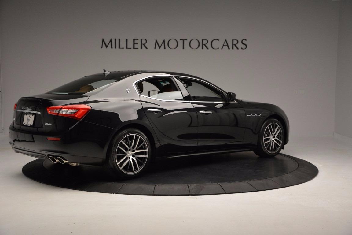 New 2017 Maserati Ghibli S Q4 For Sale In Westport, CT 1113_p7