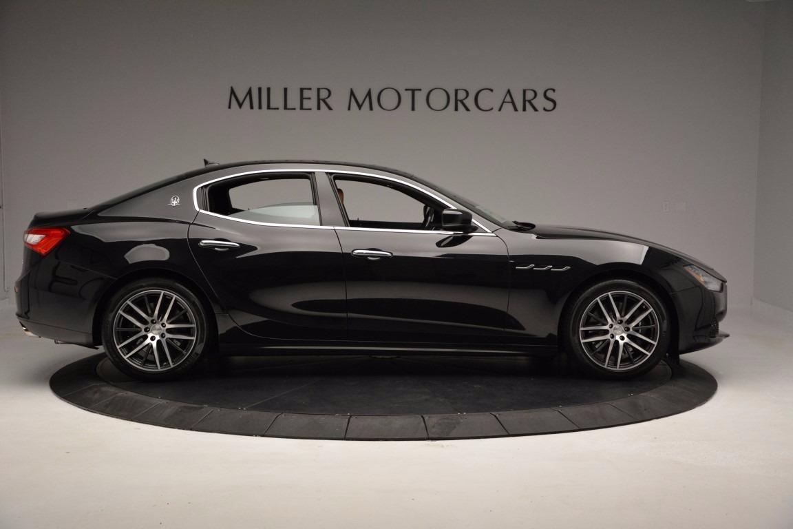 New 2017 Maserati Ghibli S Q4 For Sale In Westport, CT 1113_p8