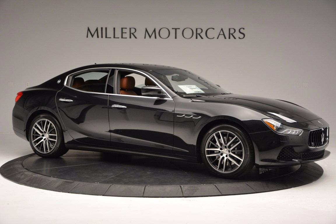 New 2017 Maserati Ghibli S Q4 For Sale In Westport, CT 1113_p9