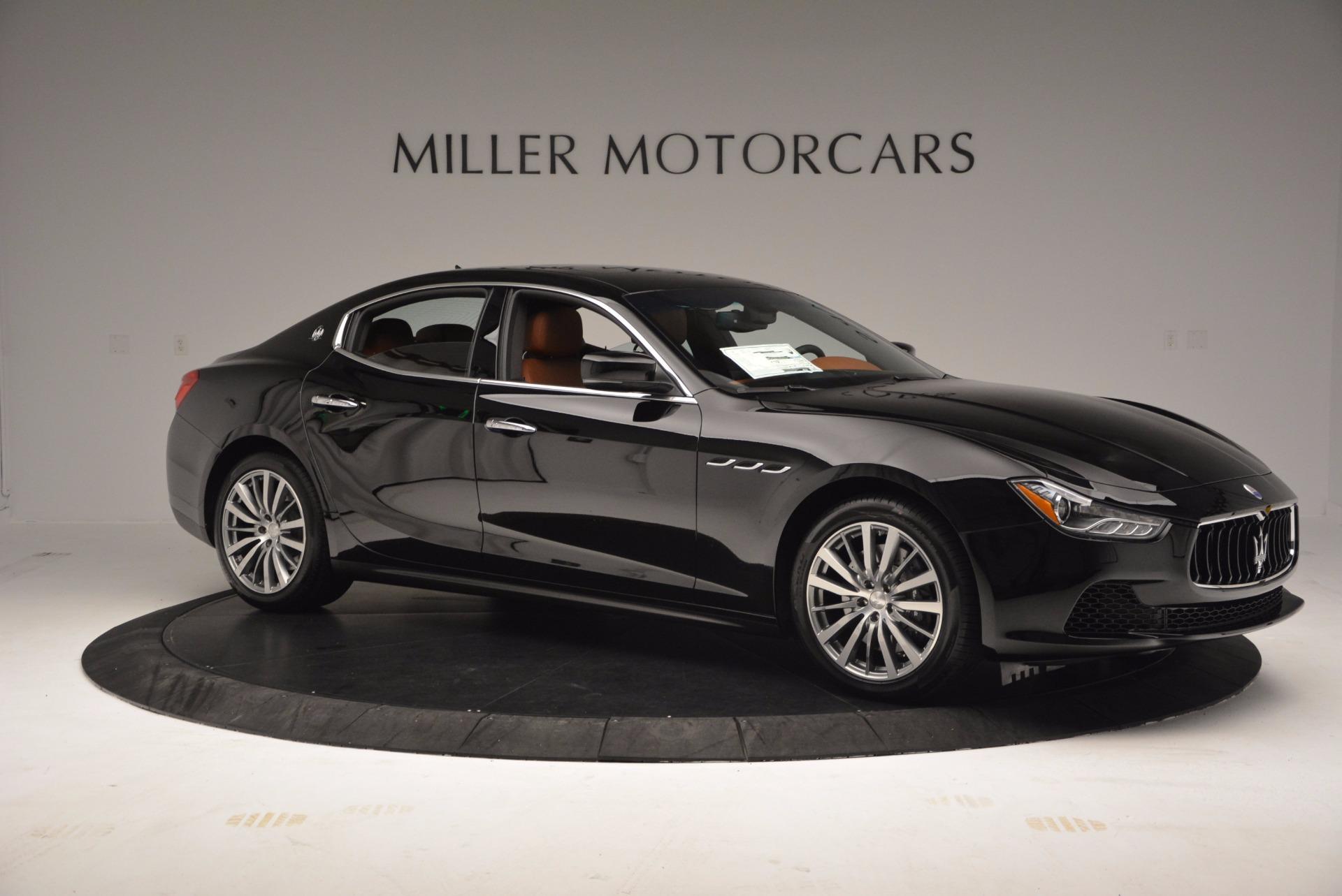 New 2017 Maserati Ghibli S Q4 EX-Loaner For Sale In Westport, CT 1116_p10
