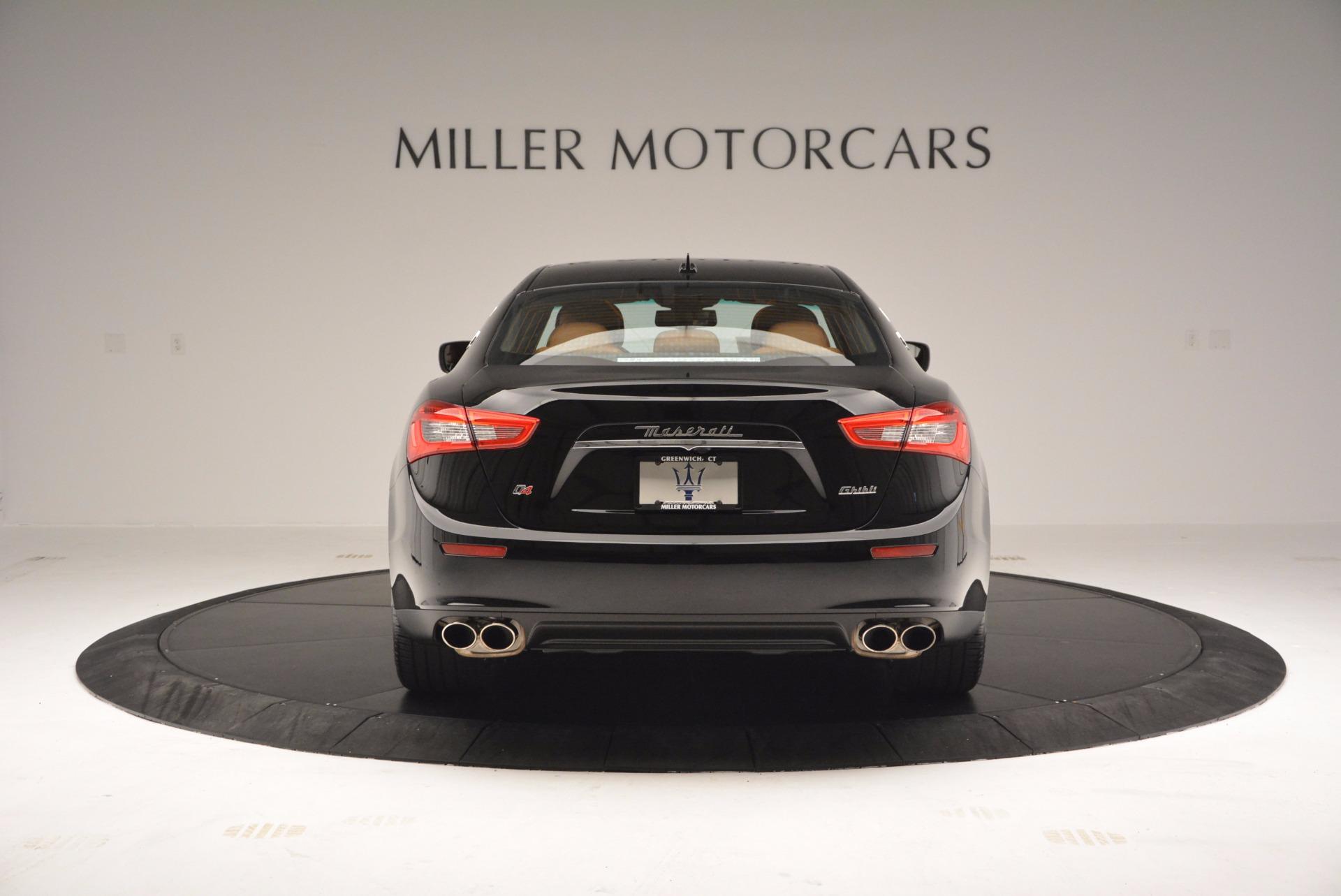 New 2017 Maserati Ghibli S Q4 EX-Loaner For Sale In Westport, CT 1116_p6