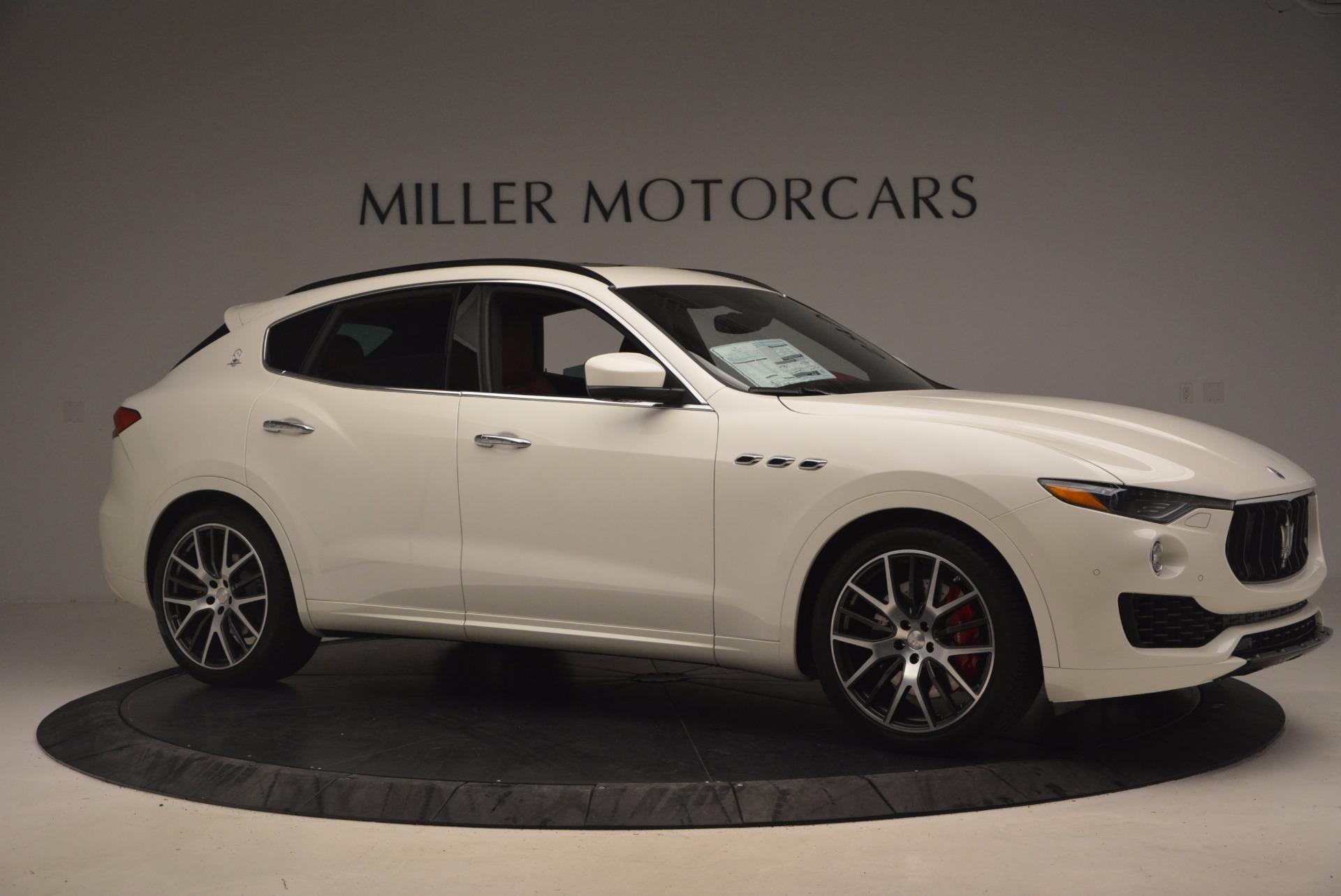 New 2017 Maserati Levante S For Sale In Westport, CT 1117_p10