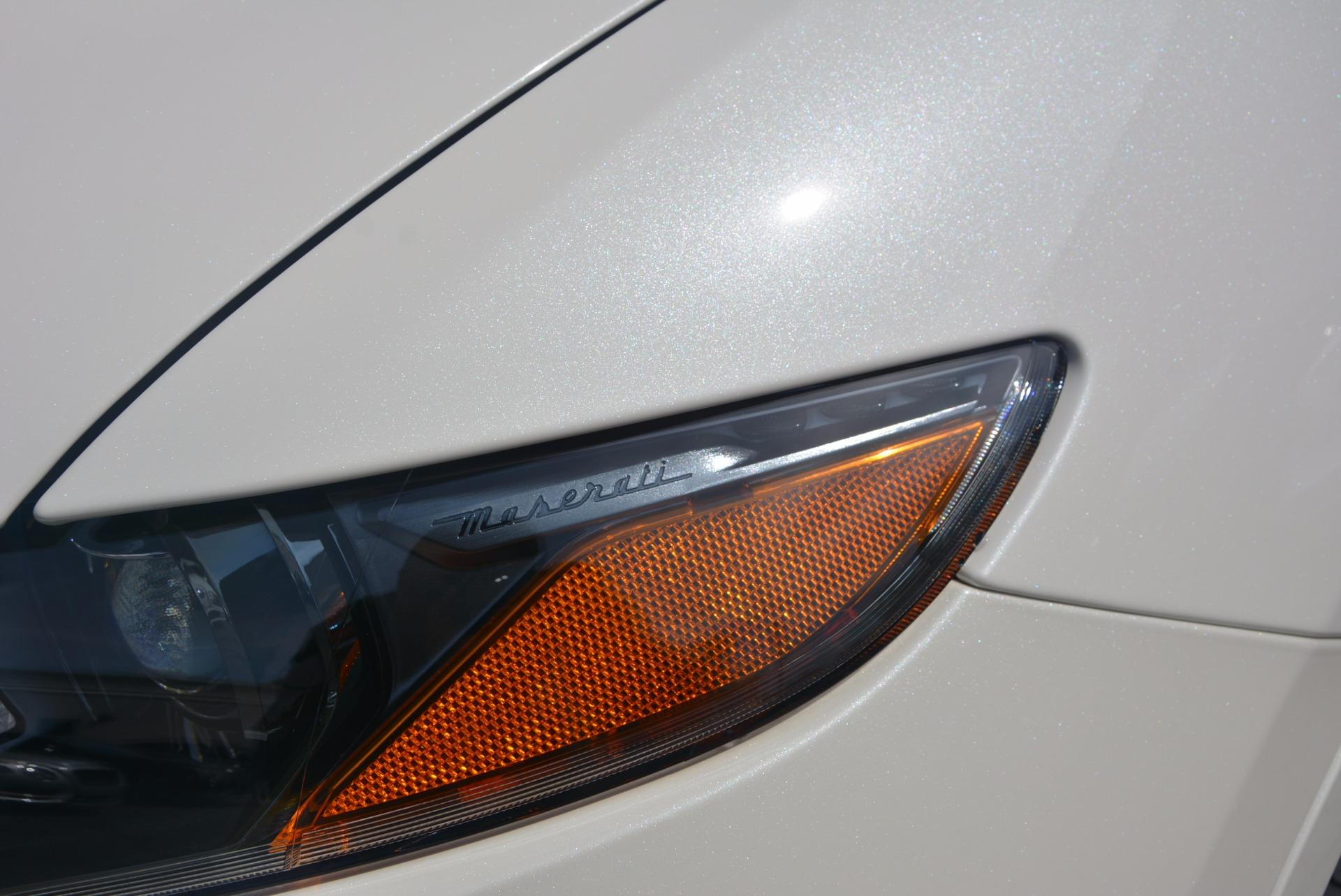 New 2017 Maserati Levante S For Sale In Westport, CT 1117_p15
