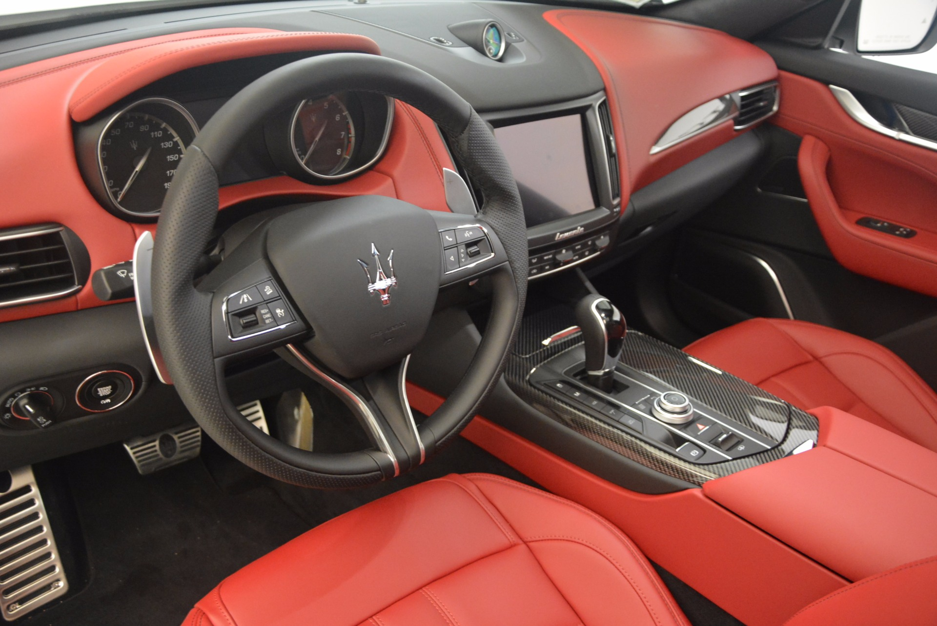 New 2017 Maserati Levante S For Sale In Westport, CT 1117_p16