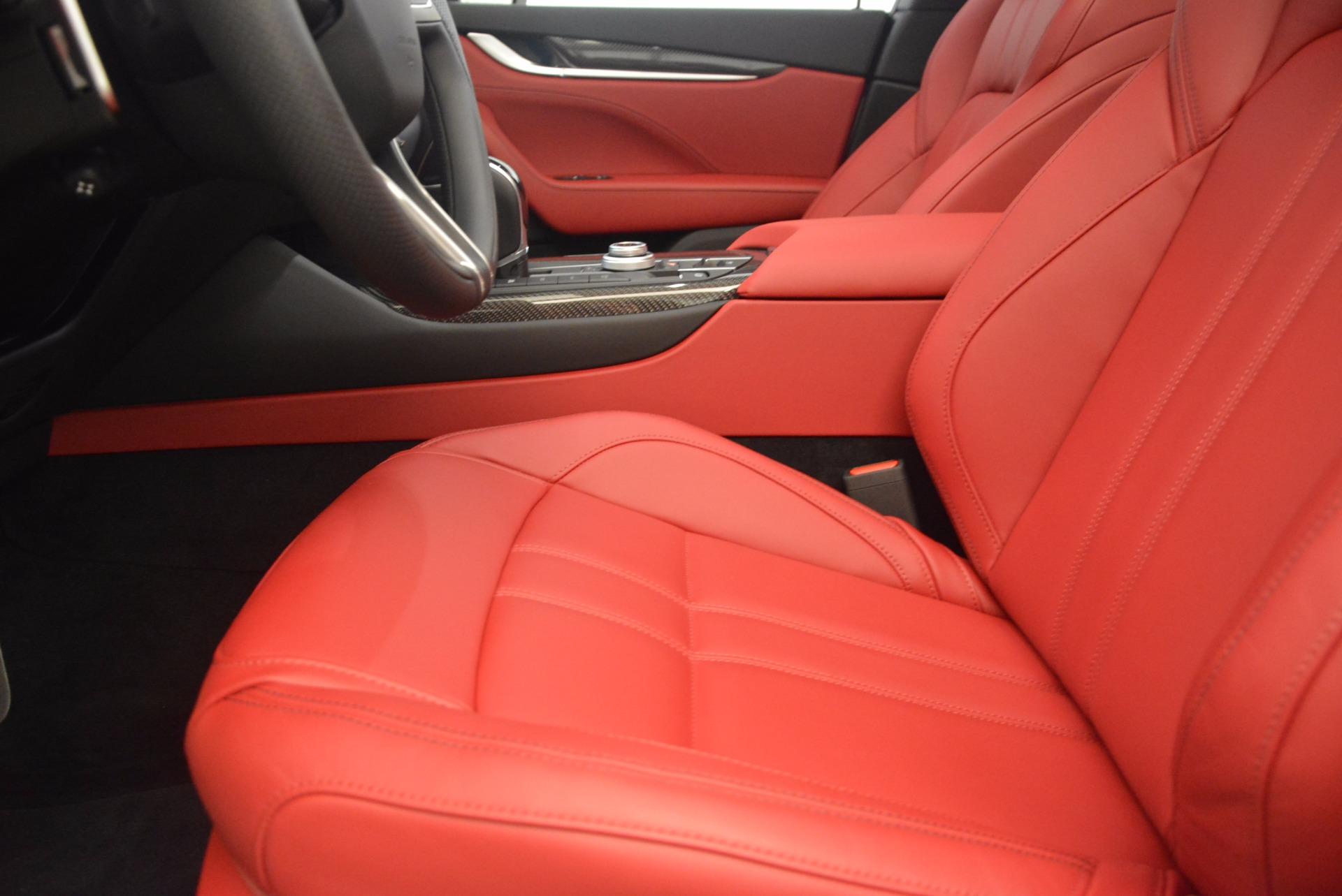 New 2017 Maserati Levante S For Sale In Westport, CT 1117_p17