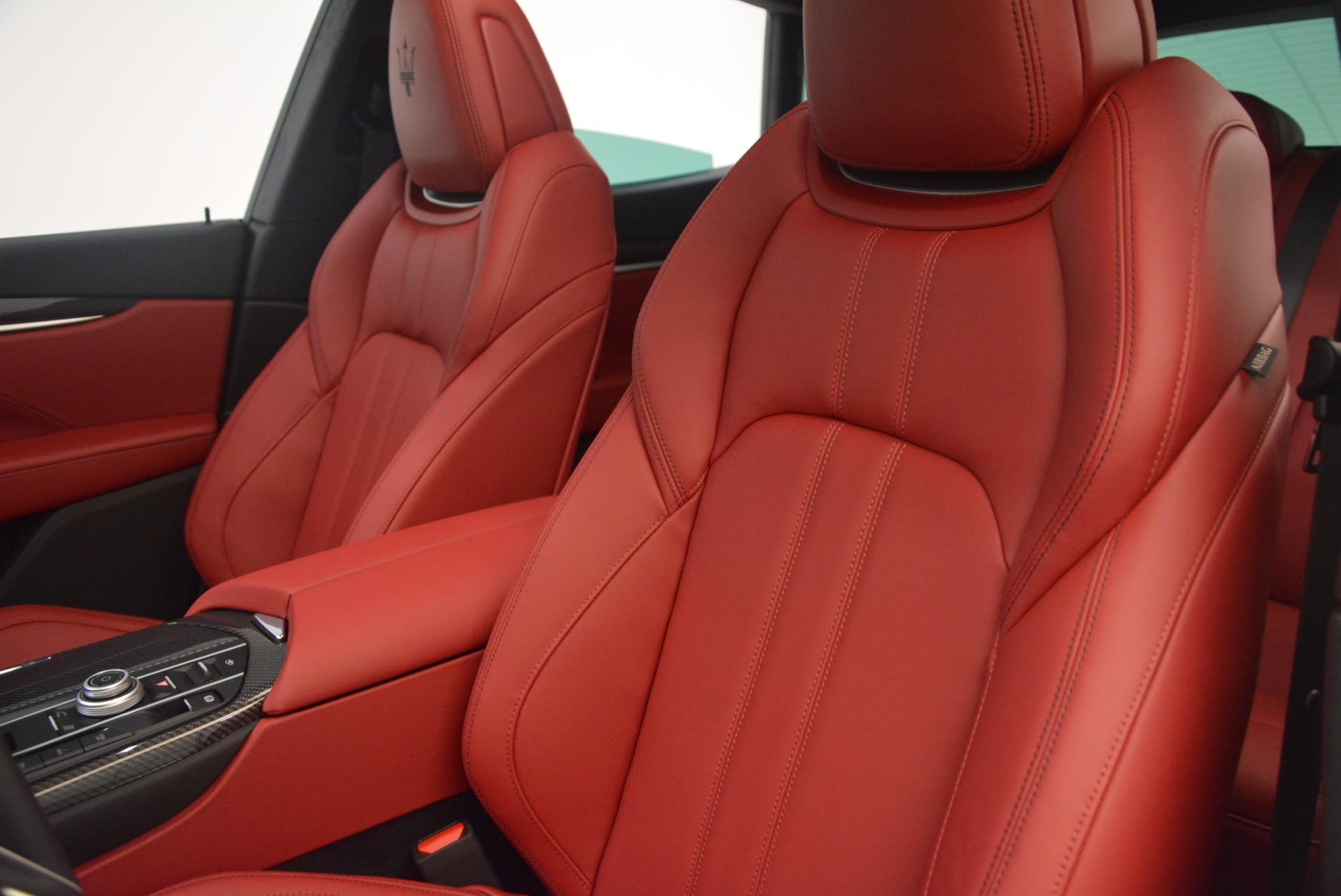 New 2017 Maserati Levante S For Sale In Westport, CT 1117_p18