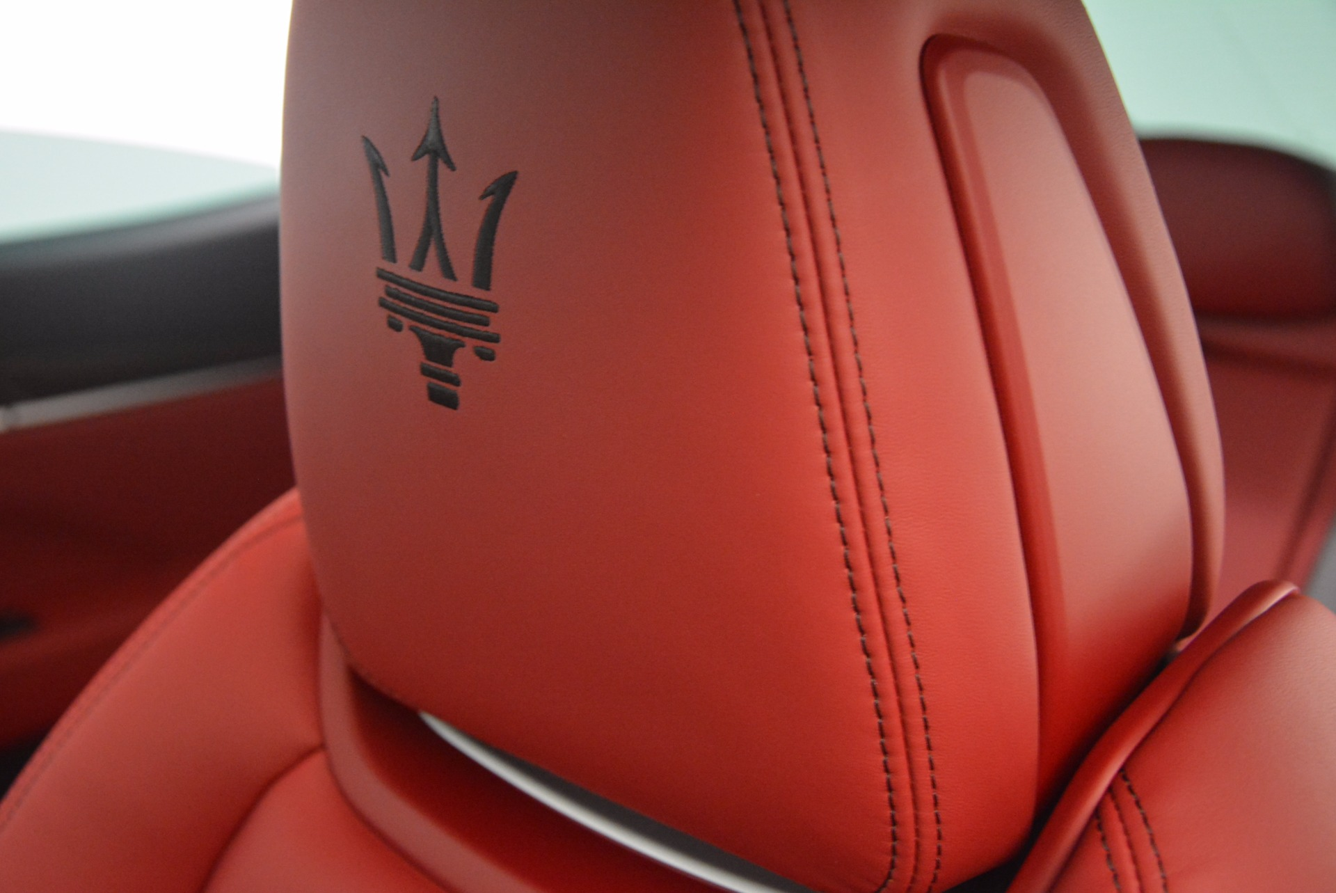 New 2017 Maserati Levante S For Sale In Westport, CT 1117_p19