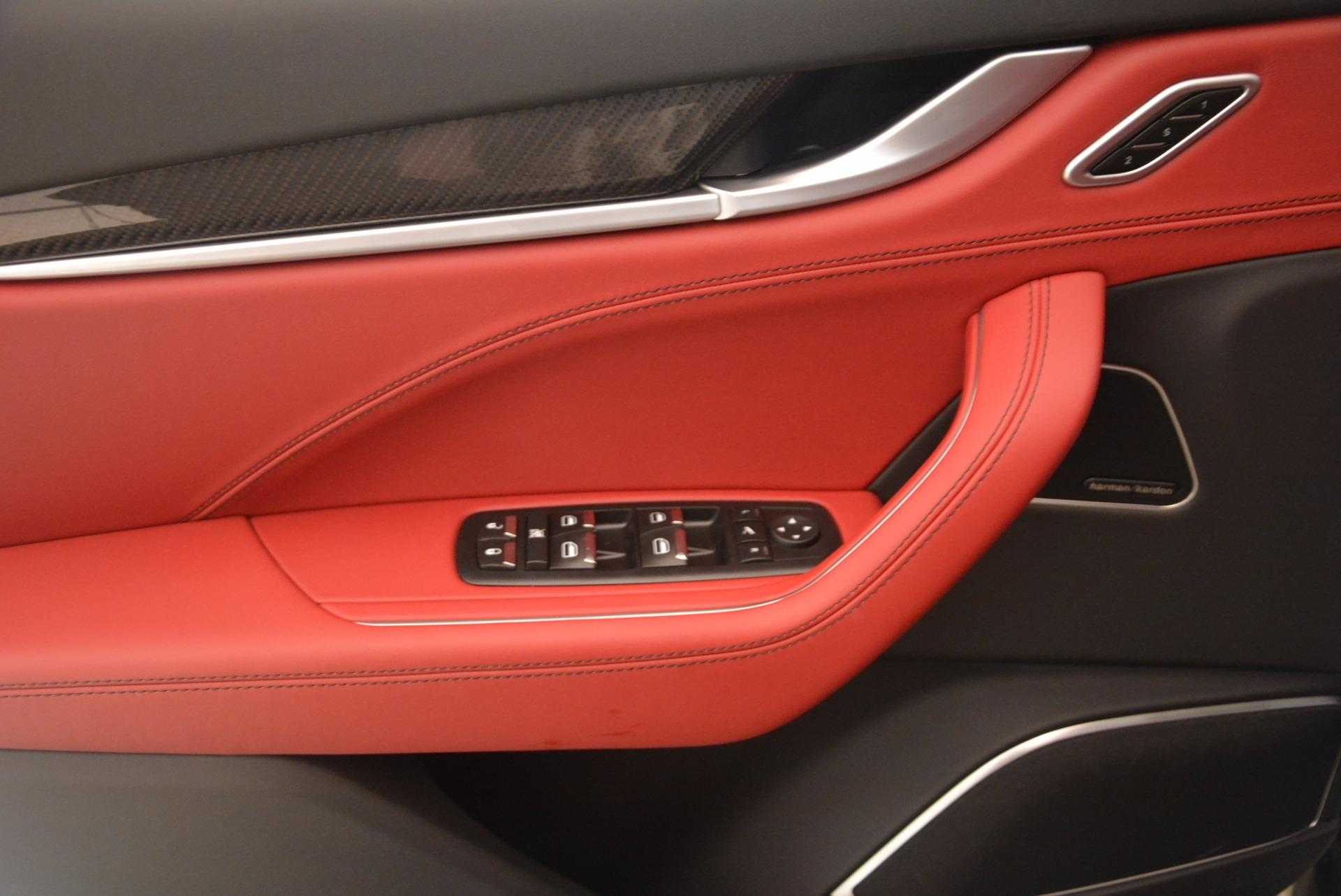 New 2017 Maserati Levante S For Sale In Westport, CT 1117_p20