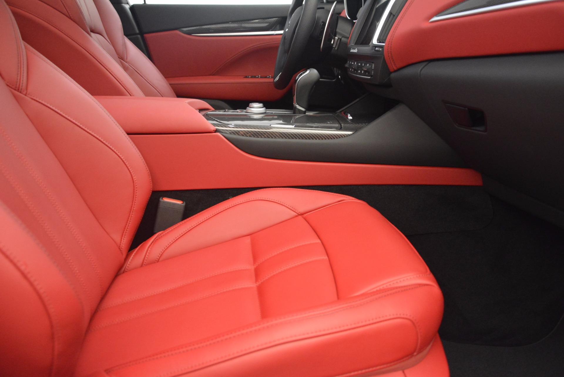 New 2017 Maserati Levante S For Sale In Westport, CT 1117_p25