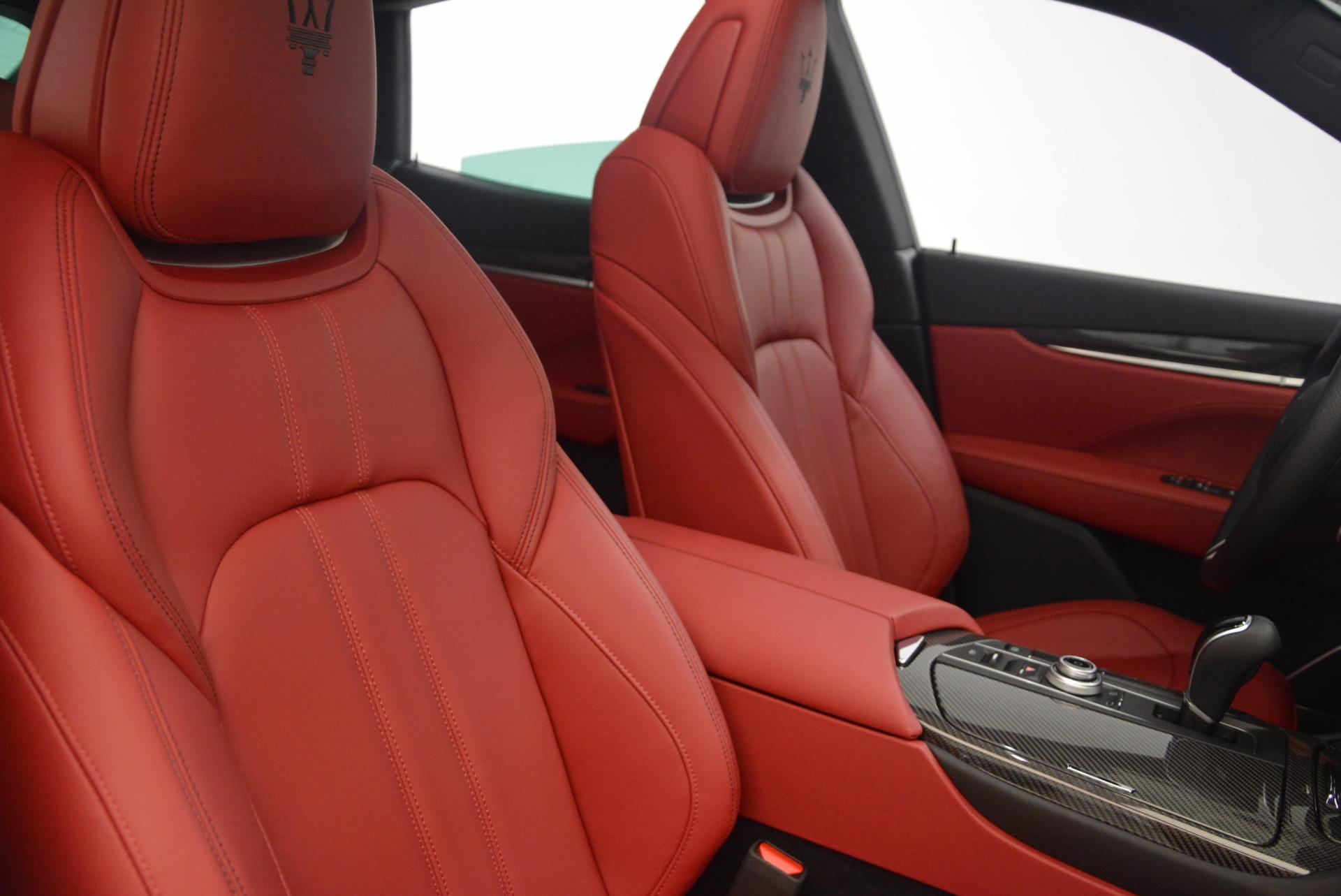 New 2017 Maserati Levante S For Sale In Westport, CT 1117_p26