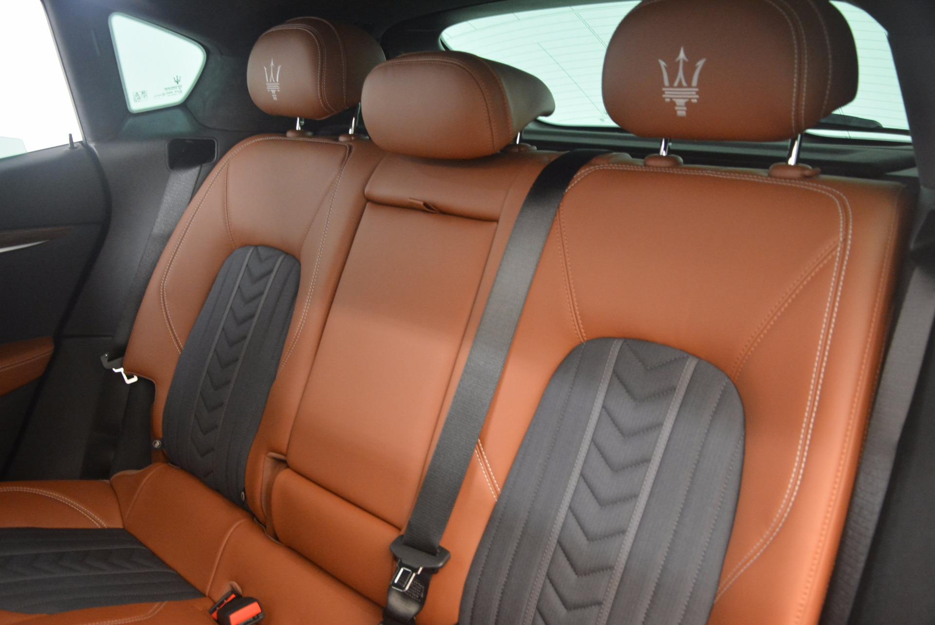 New 2017 Maserati Levante  For Sale In Westport, CT 1118_p18