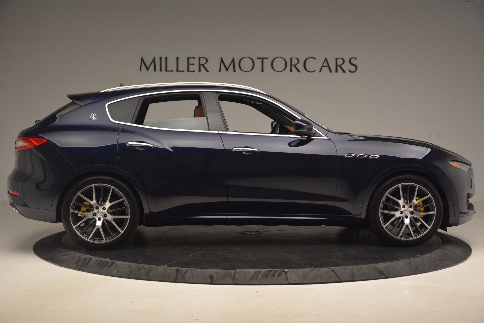 New 2017 Maserati Levante  For Sale In Westport, CT 1118_p9