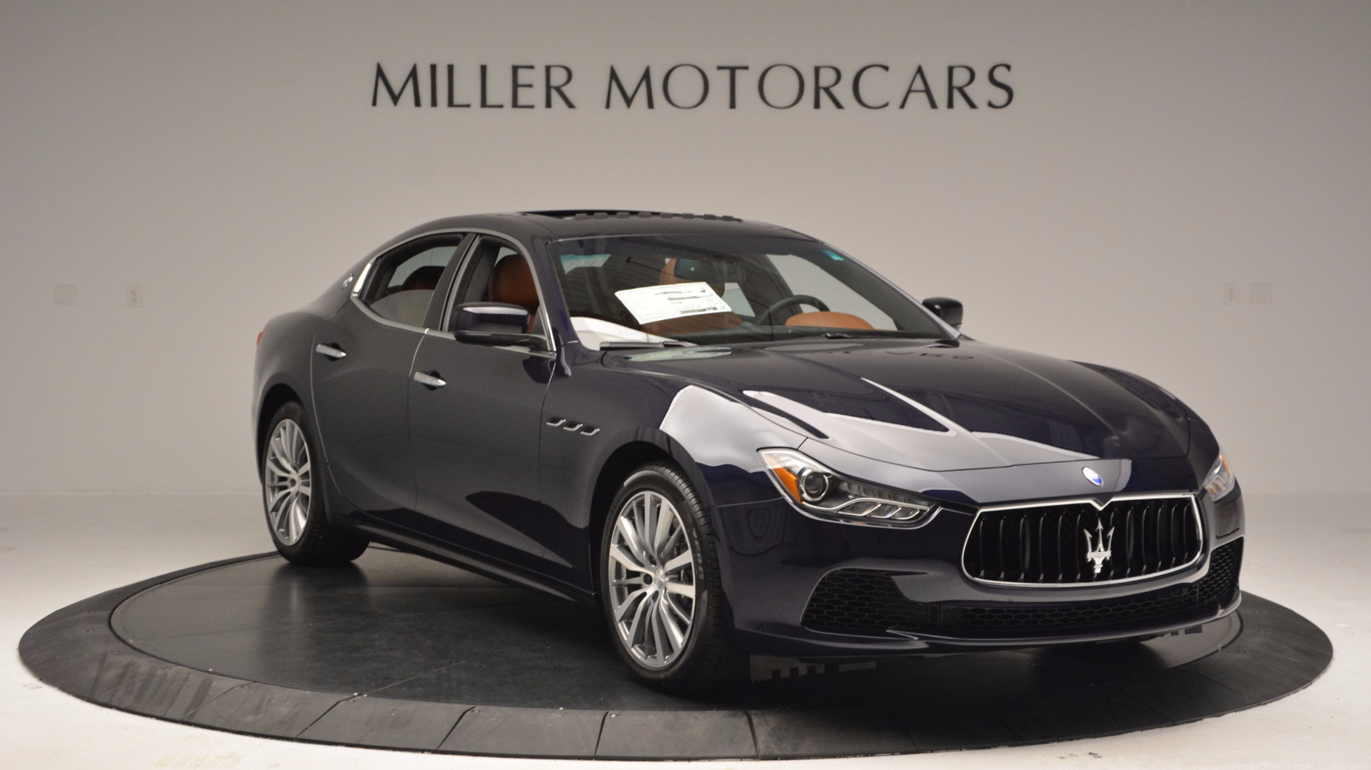 New 2017 Maserati Ghibli S Q4 For Sale In Westport, CT 1119_p11