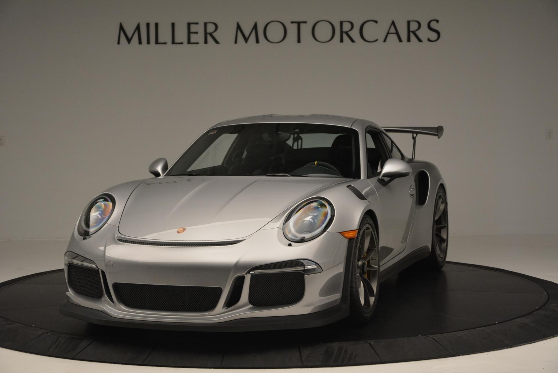 Used 2016 Porsche 911 GT3 RS For Sale In Westport, CT 112_main