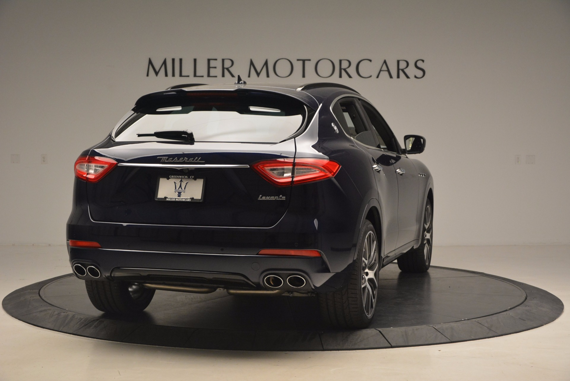 New 2017 Maserati Levante S Q4 For Sale In Westport, CT 1120_p7