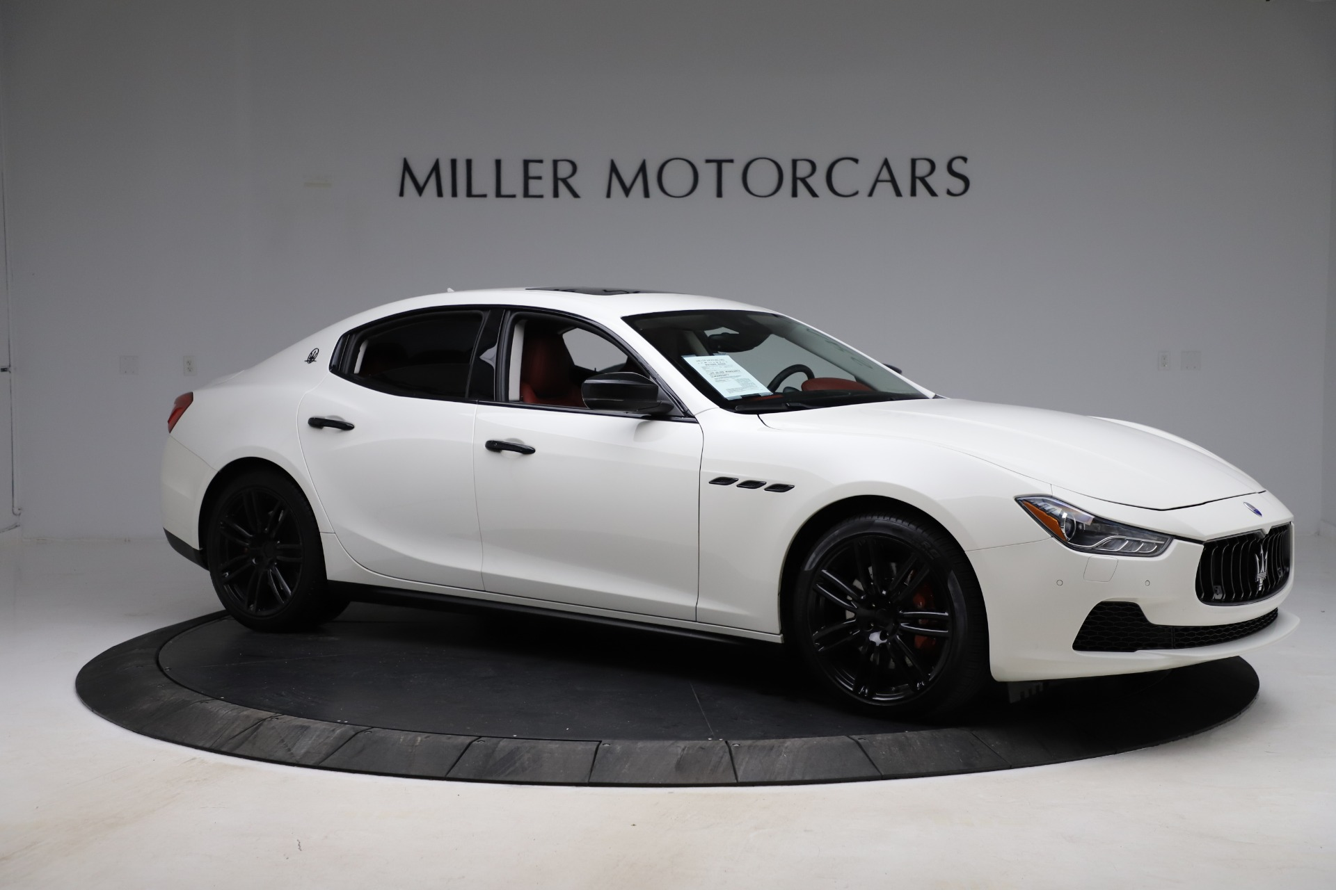 Used 2017 Maserati Ghibli S Q4 For Sale In Westport, CT 1121_p10