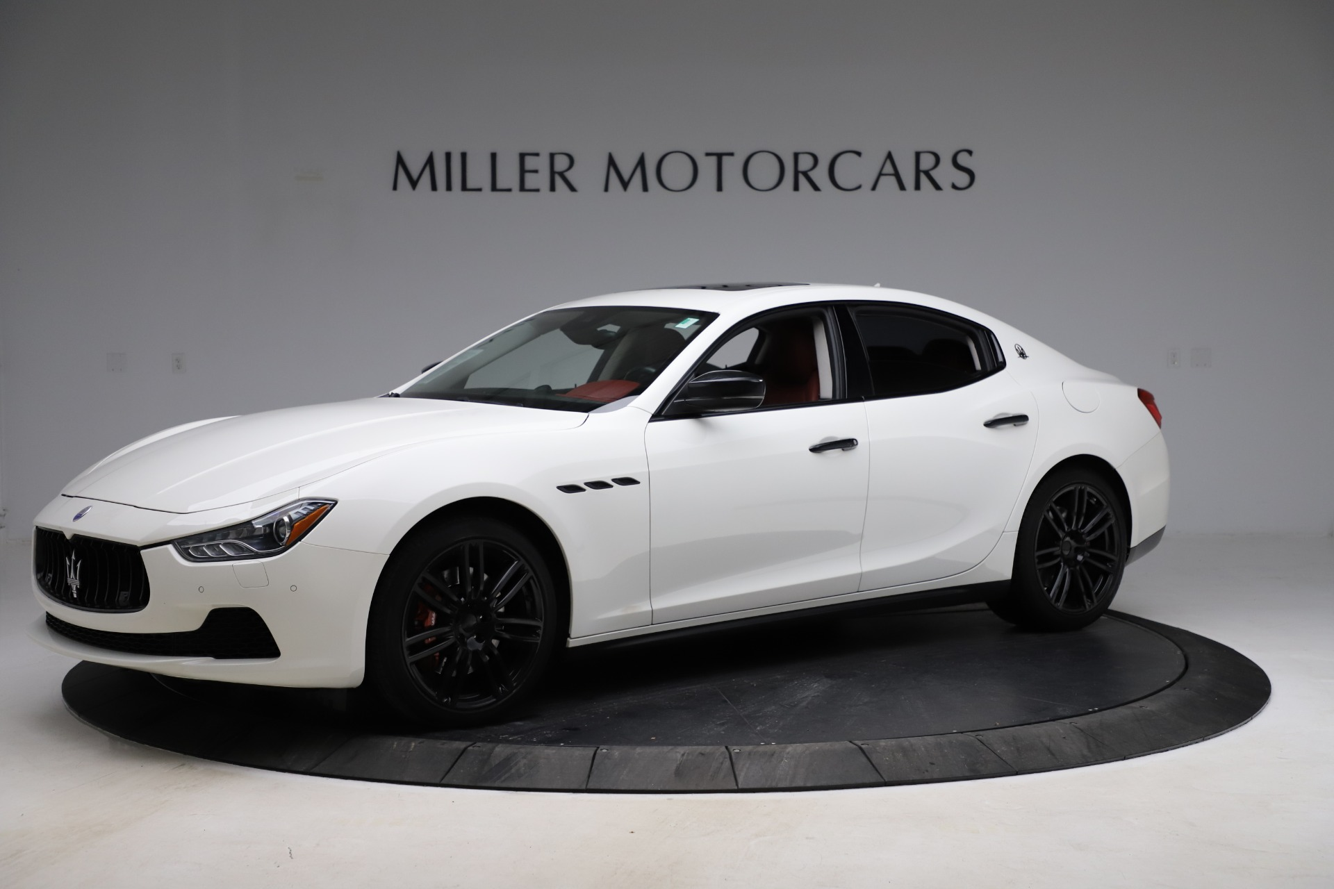Used 2017 Maserati Ghibli S Q4 For Sale In Westport, CT 1121_p2