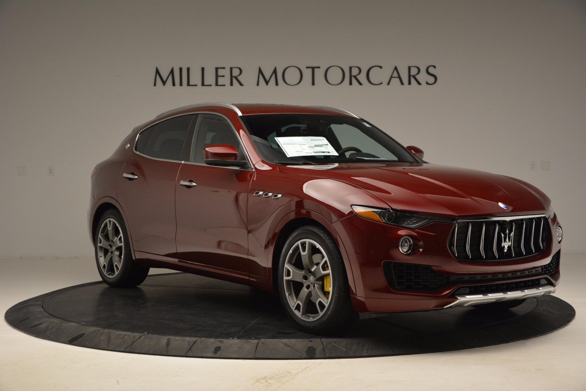 New 2017 Maserati Levante  For Sale In Westport, CT 1122_p12