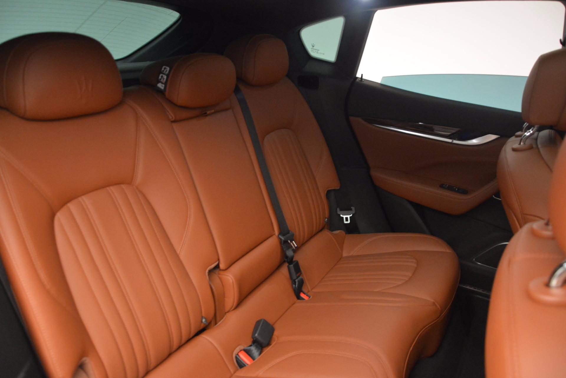 New 2017 Maserati Levante  For Sale In Westport, CT 1122_p24