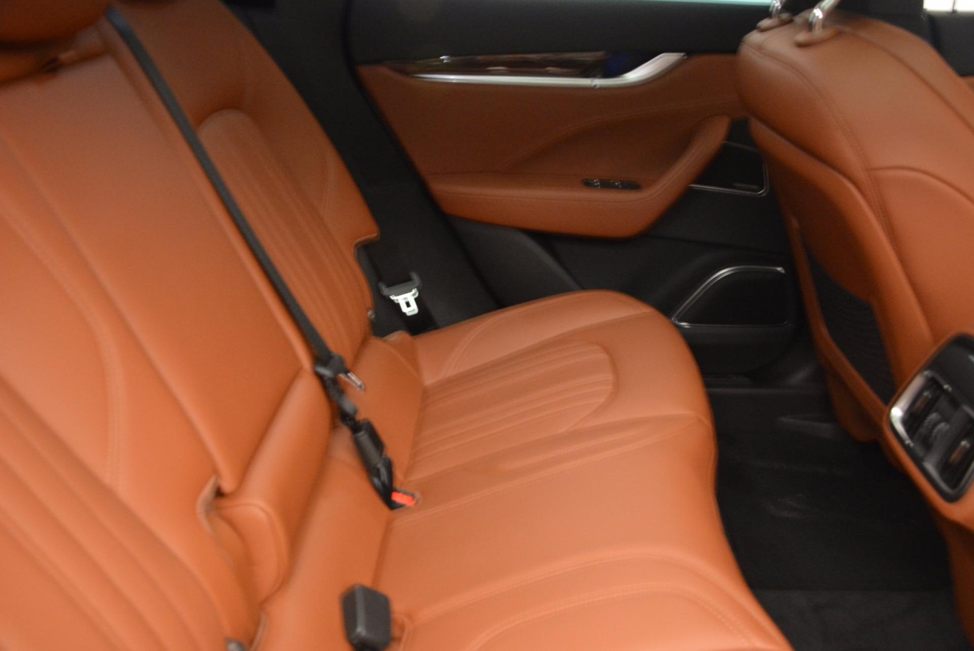 New 2017 Maserati Levante  For Sale In Westport, CT 1122_p25