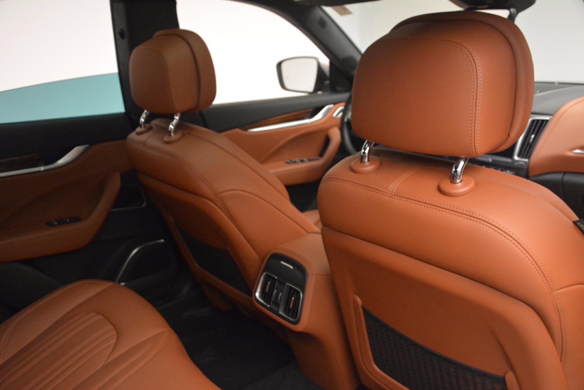 New 2017 Maserati Levante  For Sale In Westport, CT 1122_p26