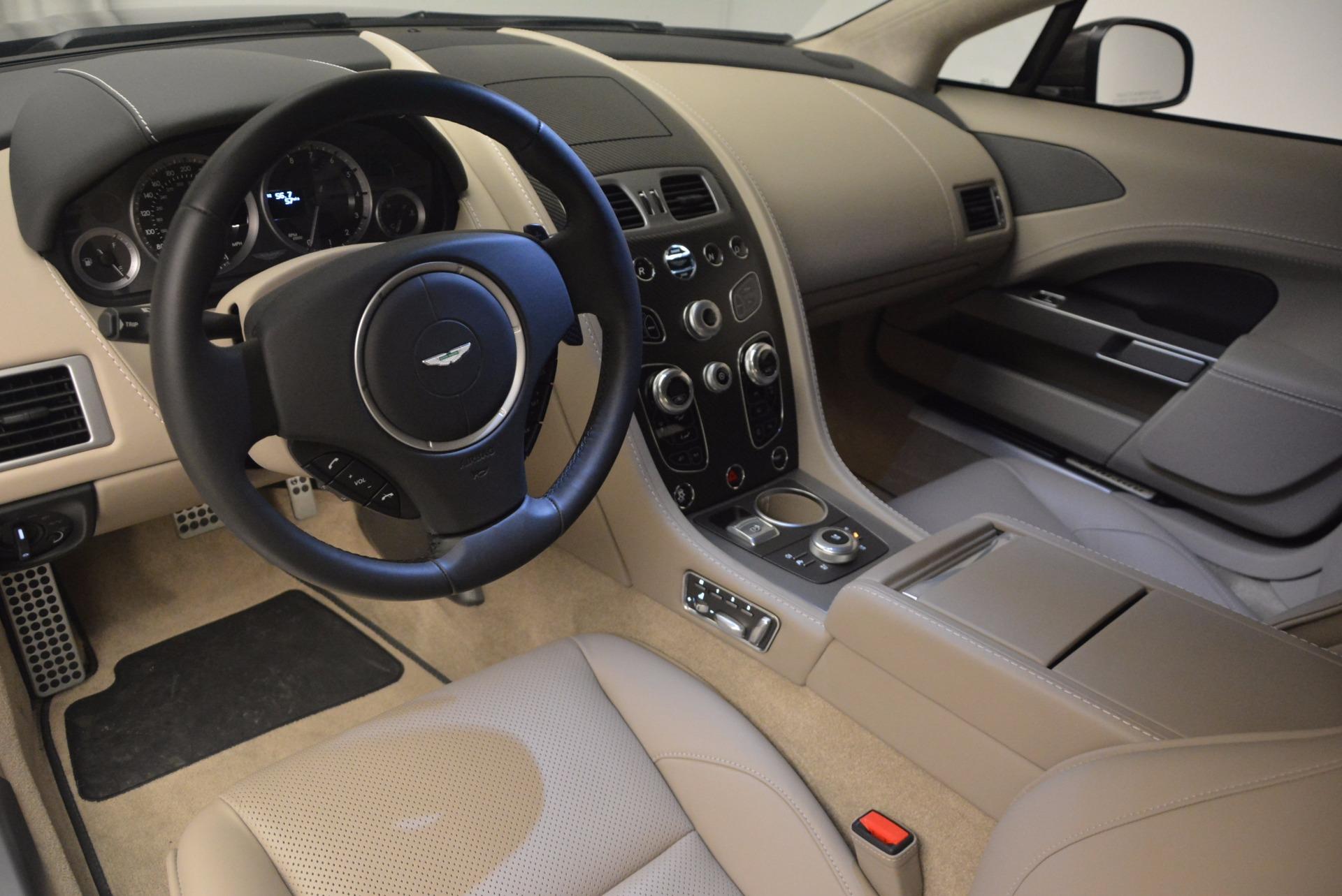 New 2017 Aston Martin Rapide S  For Sale In Westport, CT 1125_p14