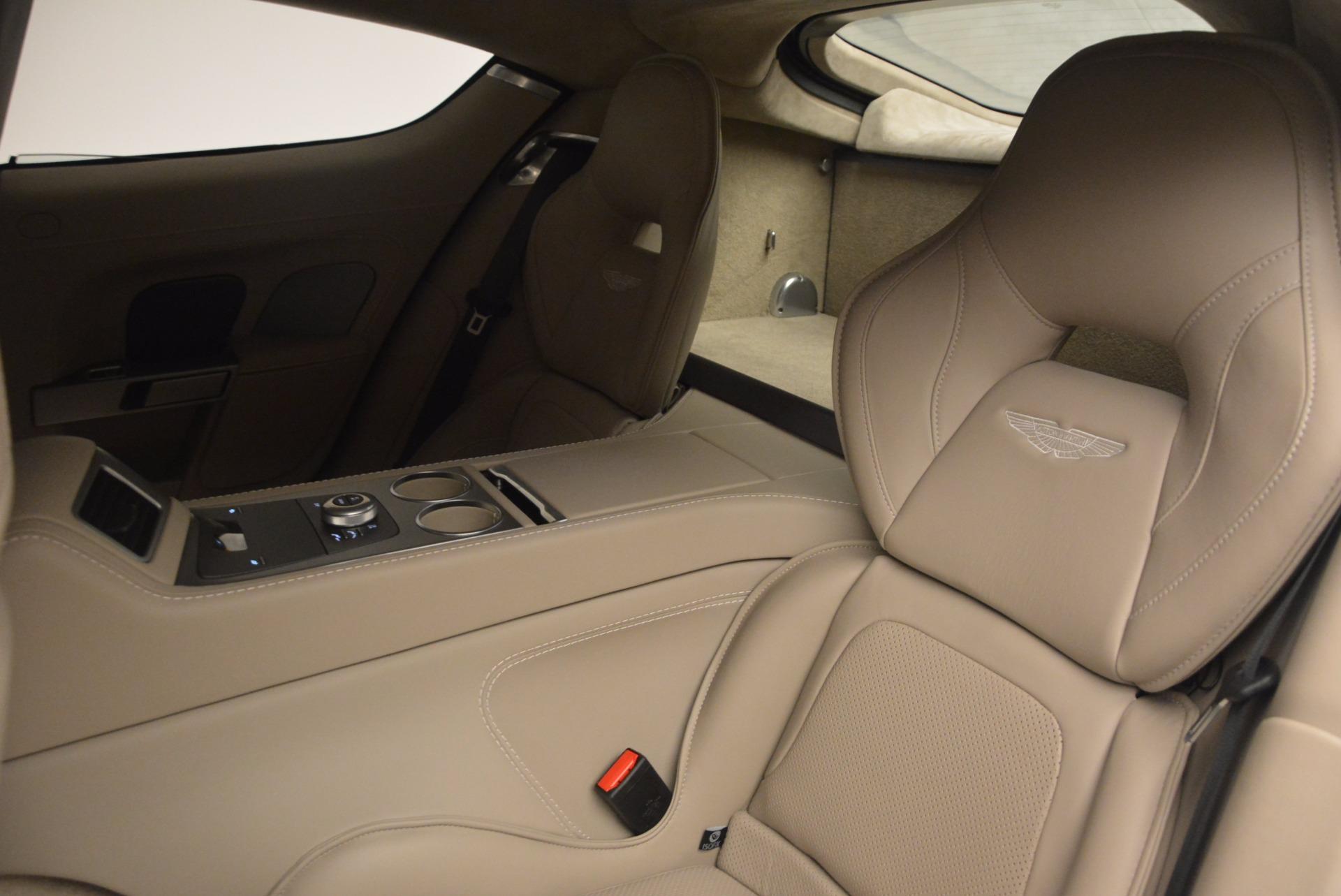 New 2017 Aston Martin Rapide S  For Sale In Westport, CT 1125_p20