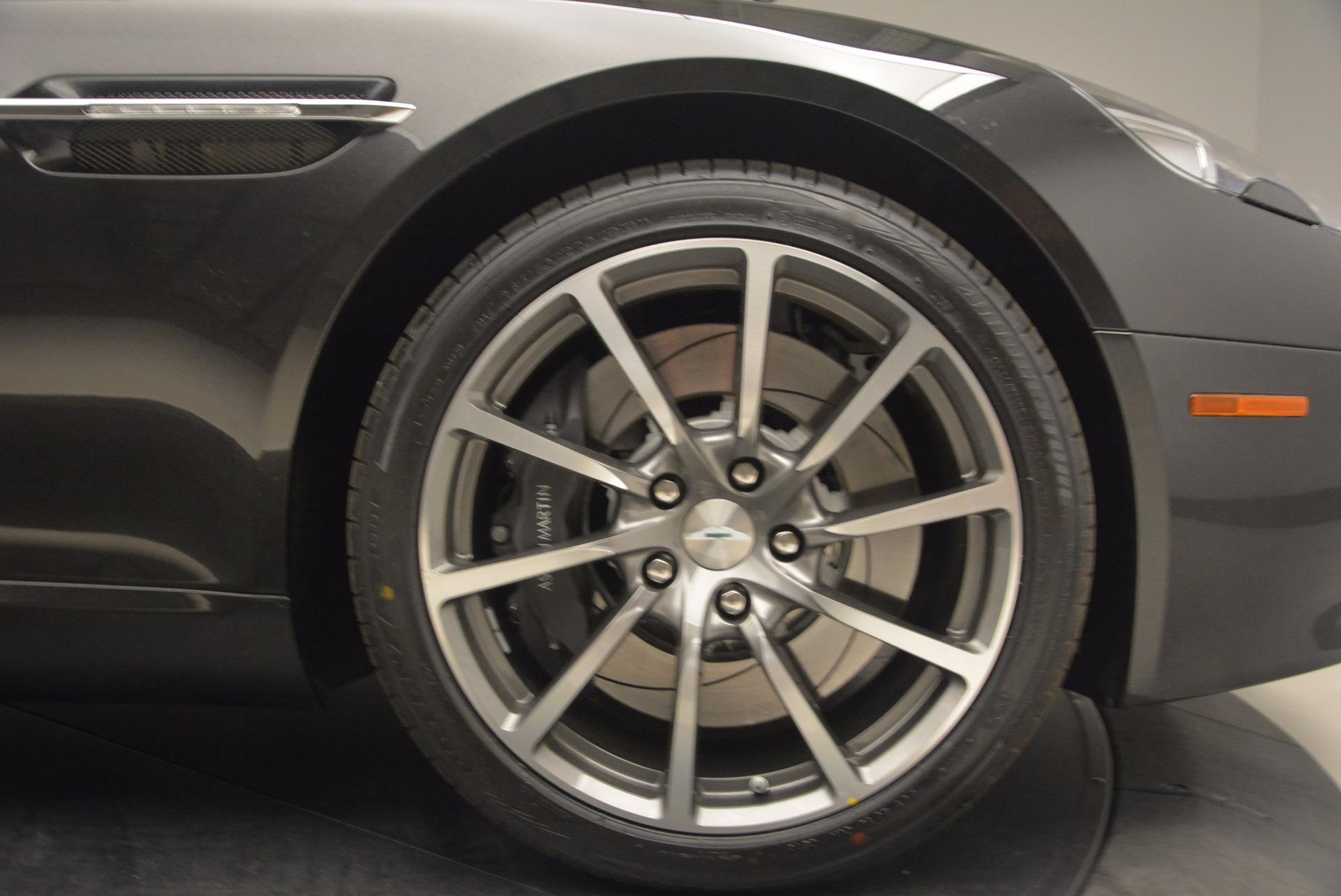 New 2017 Aston Martin Rapide S  For Sale In Westport, CT 1125_p22