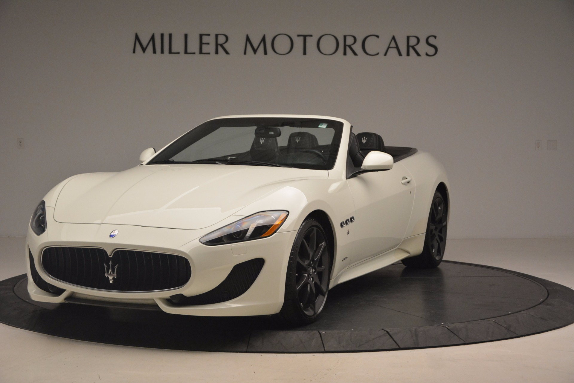 Used 2014 Maserati GranTurismo Sport For Sale In Westport, CT