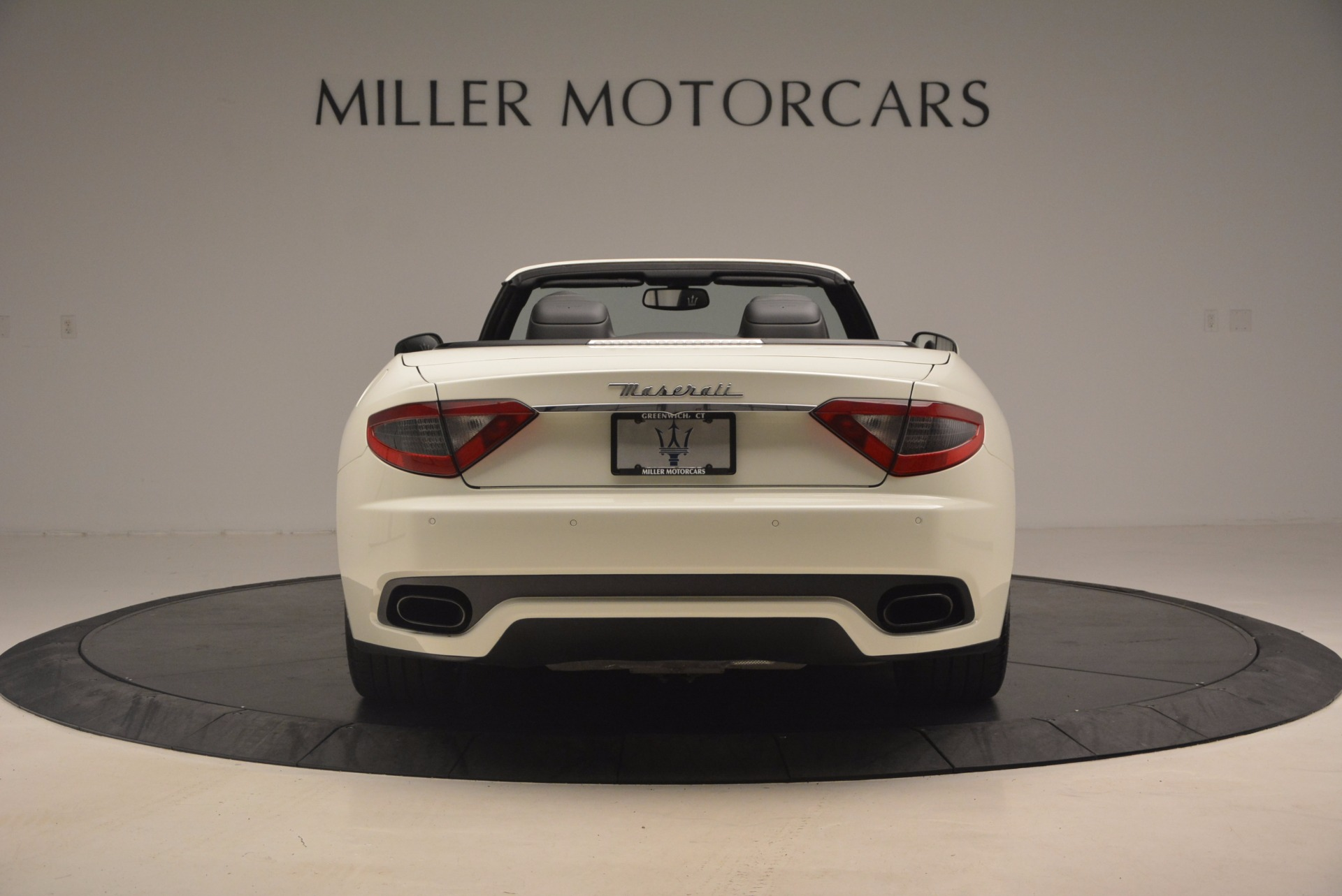 Used 2014 Maserati GranTurismo Sport For Sale In Westport, CT 1128_p10