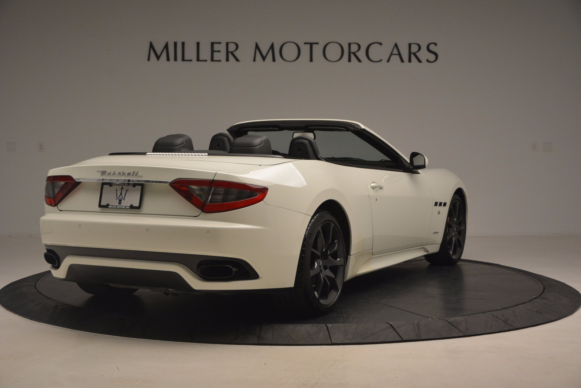 Used 2014 Maserati GranTurismo Sport For Sale In Westport, CT 1128_p12