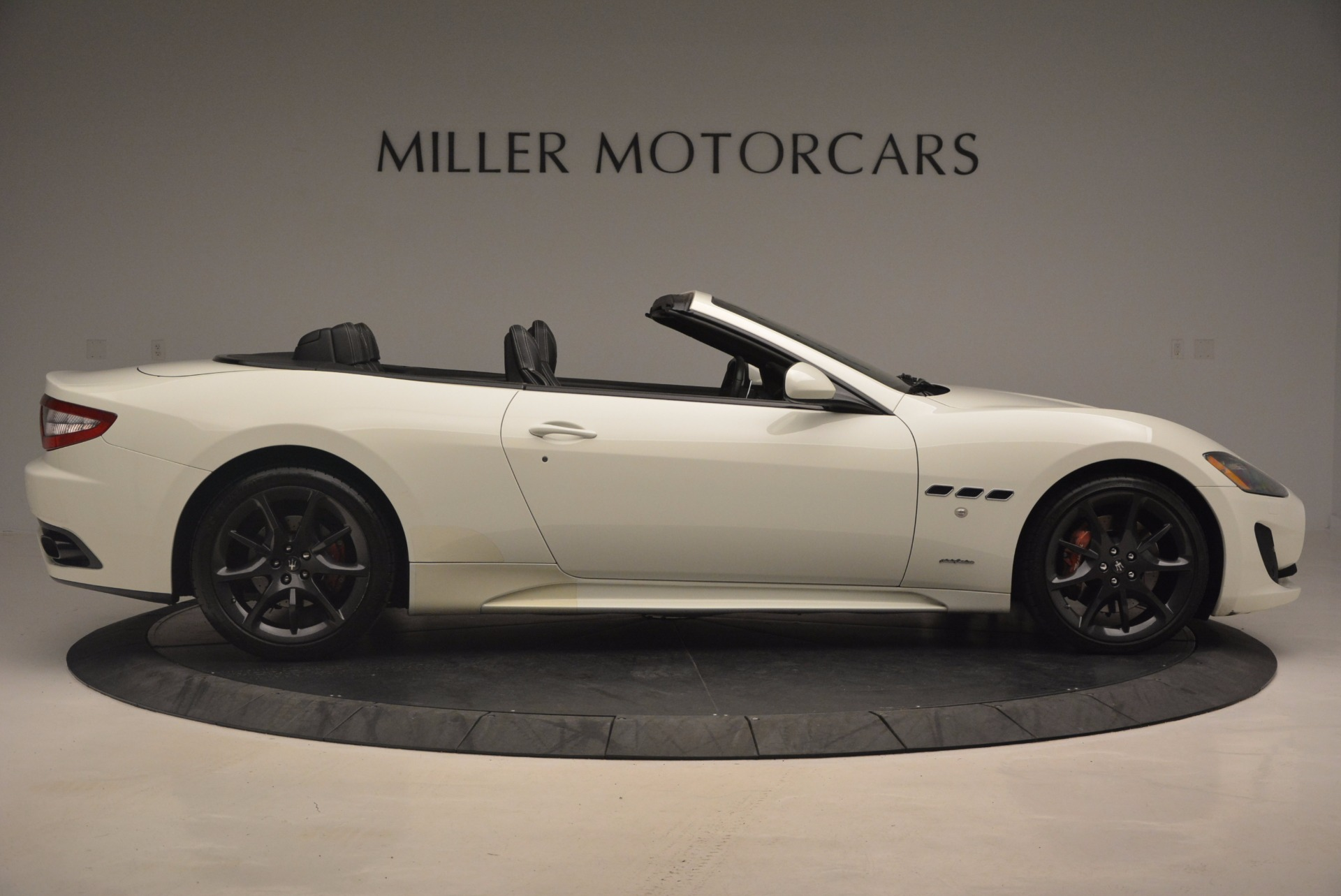 Used 2014 Maserati GranTurismo Sport For Sale In Westport, CT 1128_p16
