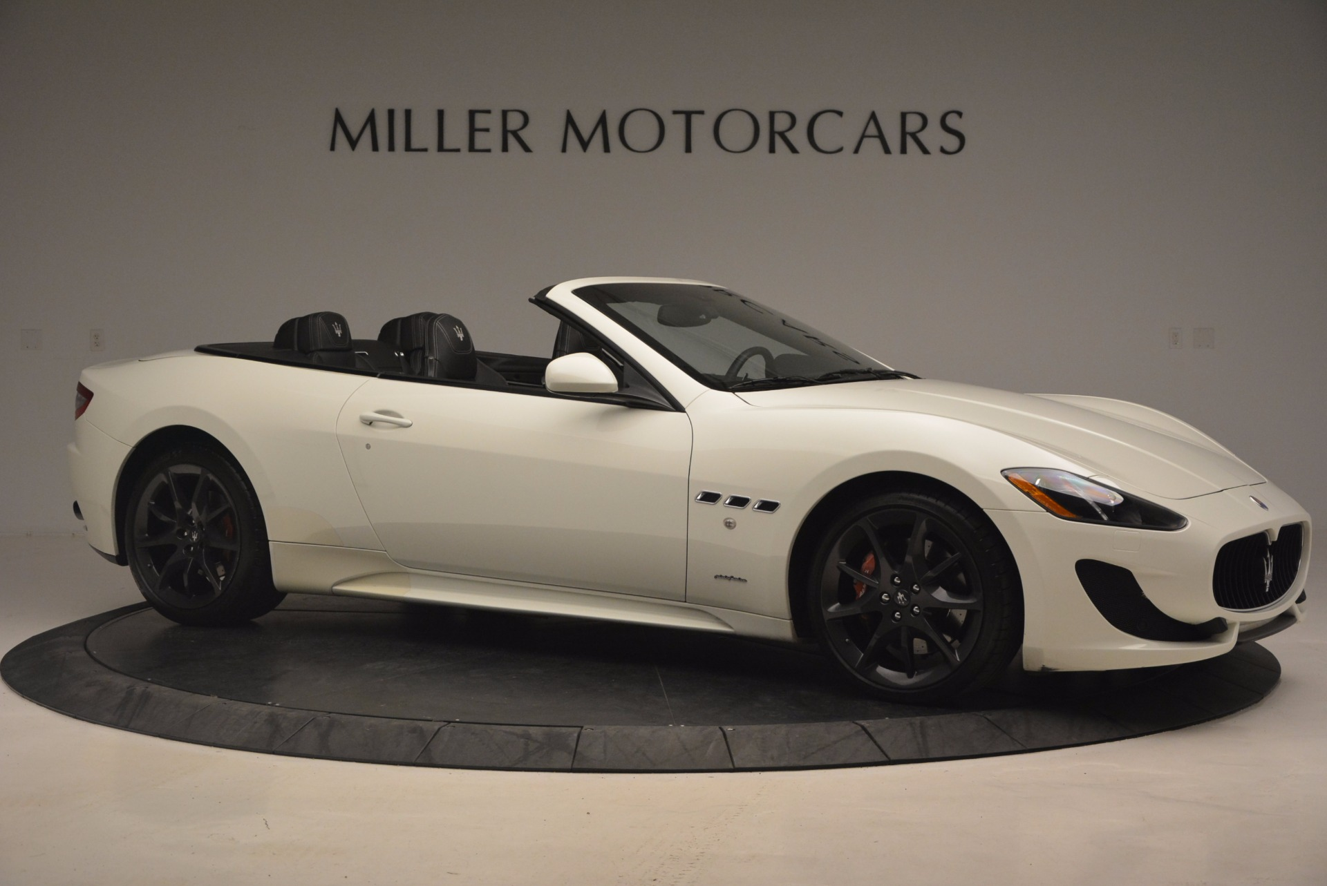 Used 2014 Maserati GranTurismo Sport For Sale In Westport, CT 1128_p19