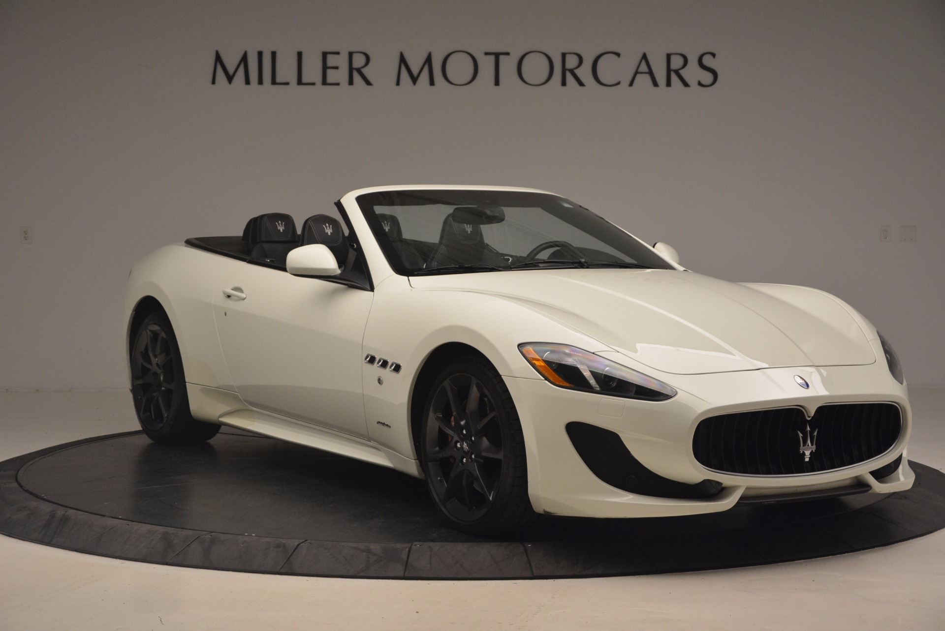 Used 2014 Maserati GranTurismo Sport For Sale In Westport, CT 1128_p20