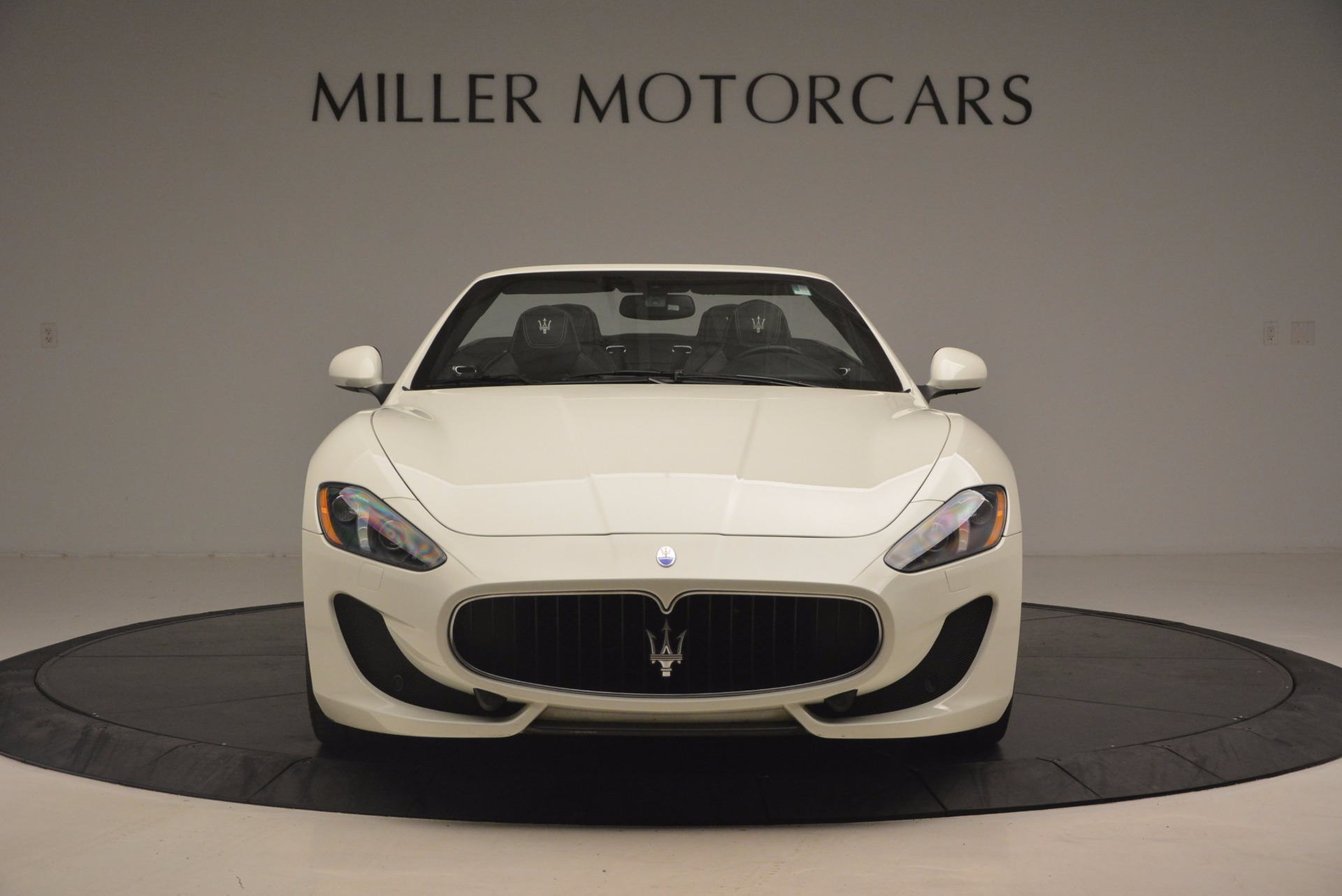 Used 2014 Maserati GranTurismo Sport For Sale In Westport, CT 1128_p23