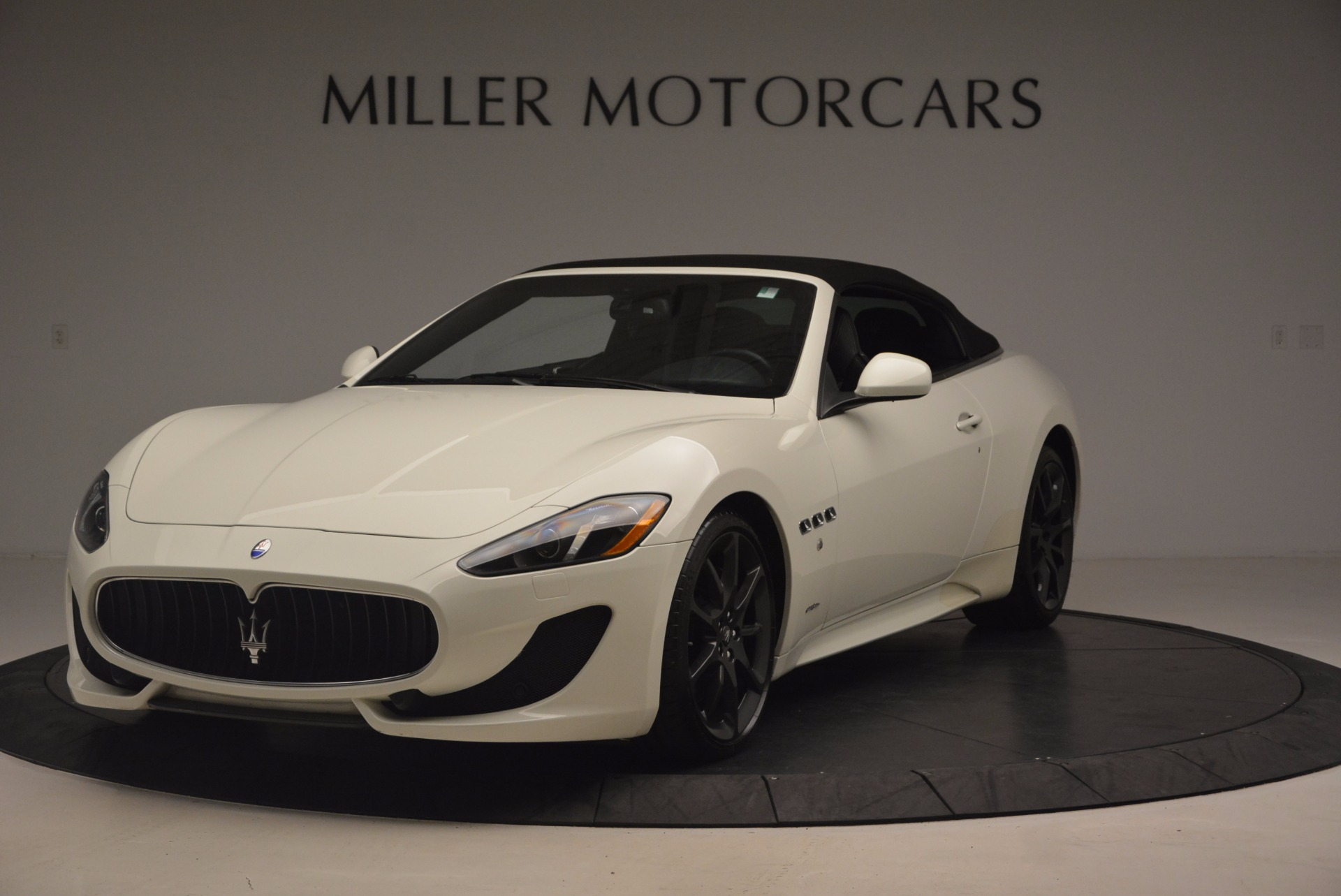 Used 2014 Maserati GranTurismo Sport For Sale In Westport, CT 1128_p25