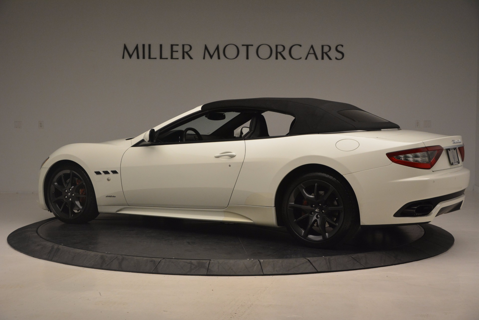 Used 2014 Maserati GranTurismo Sport For Sale In Westport, CT 1128_p30