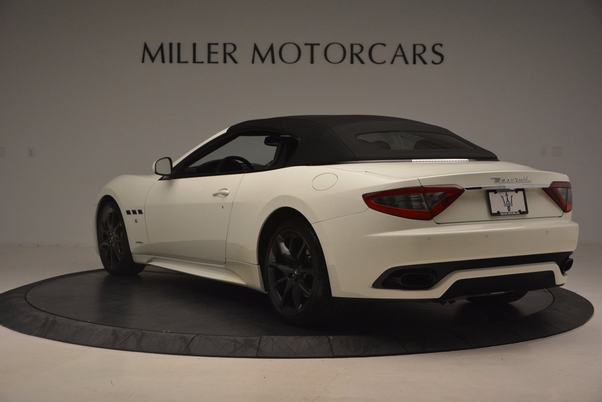 Used 2014 Maserati GranTurismo Sport For Sale In Westport, CT 1128_p32
