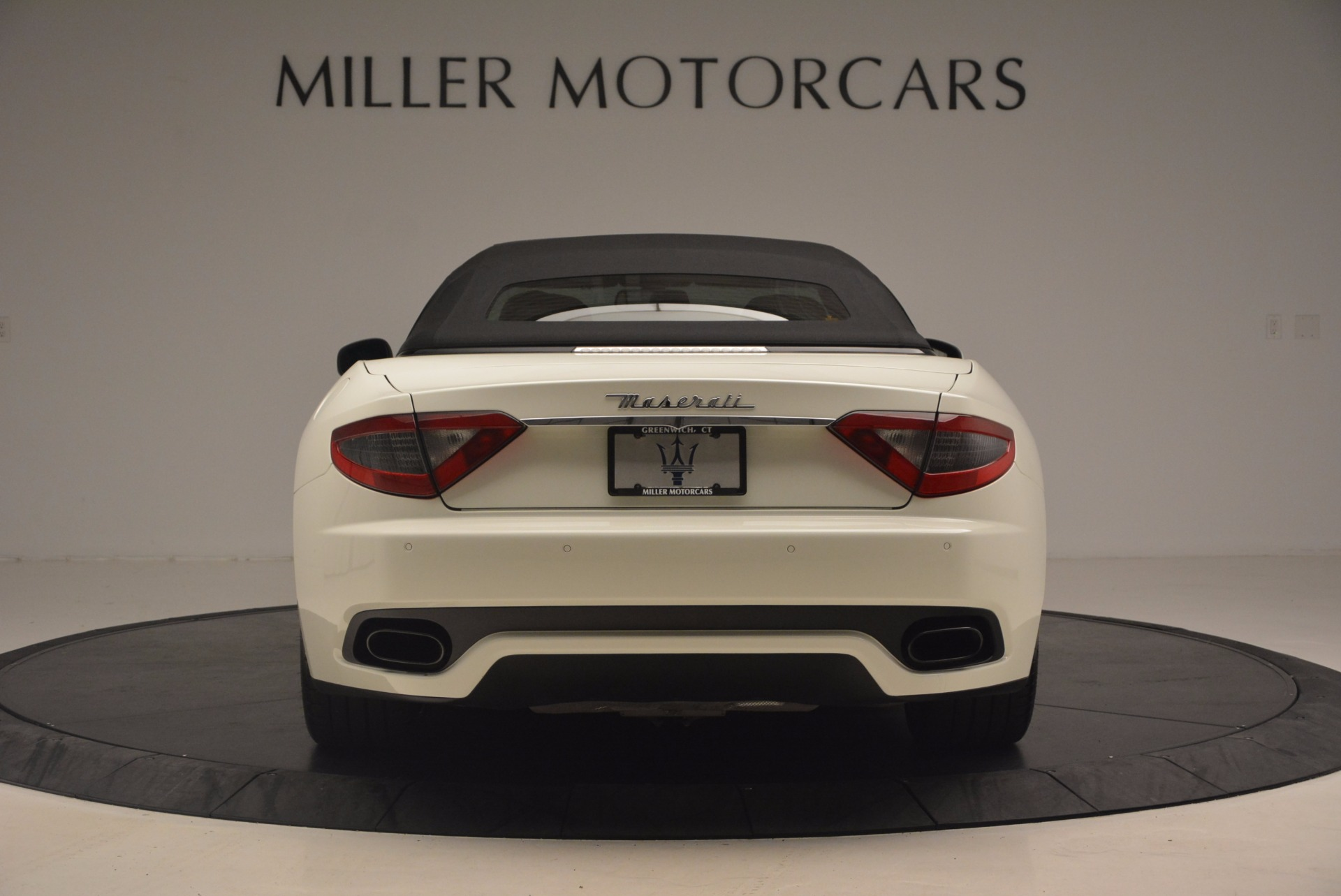 Used 2014 Maserati GranTurismo Sport For Sale In Westport, CT 1128_p35