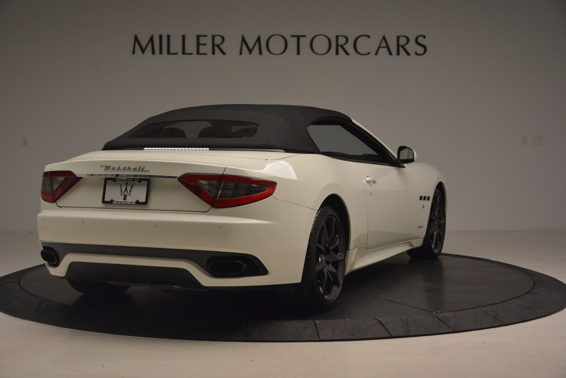 Used 2014 Maserati GranTurismo Sport For Sale In Westport, CT 1128_p36