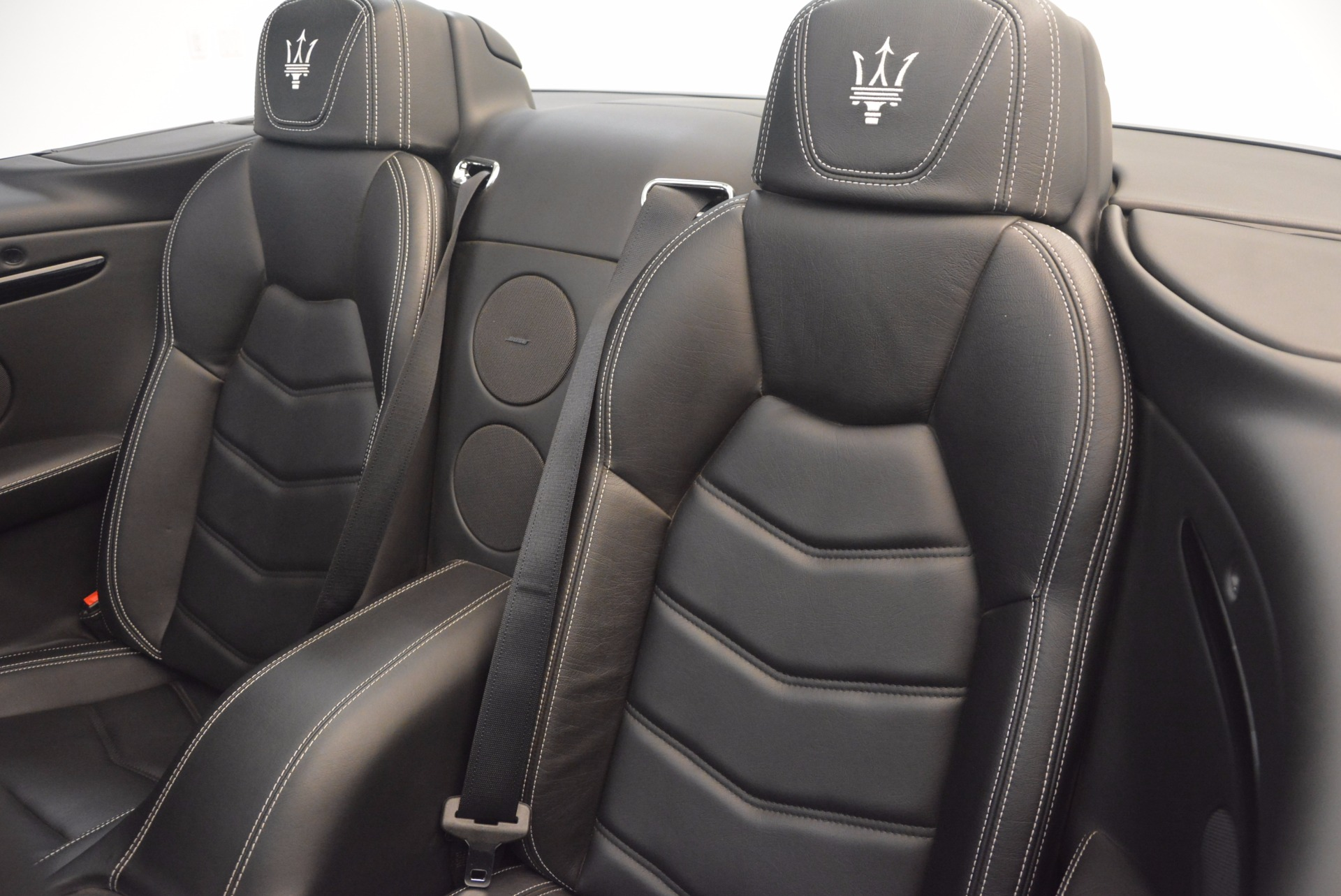 Used 2014 Maserati GranTurismo Sport For Sale In Westport, CT 1128_p48