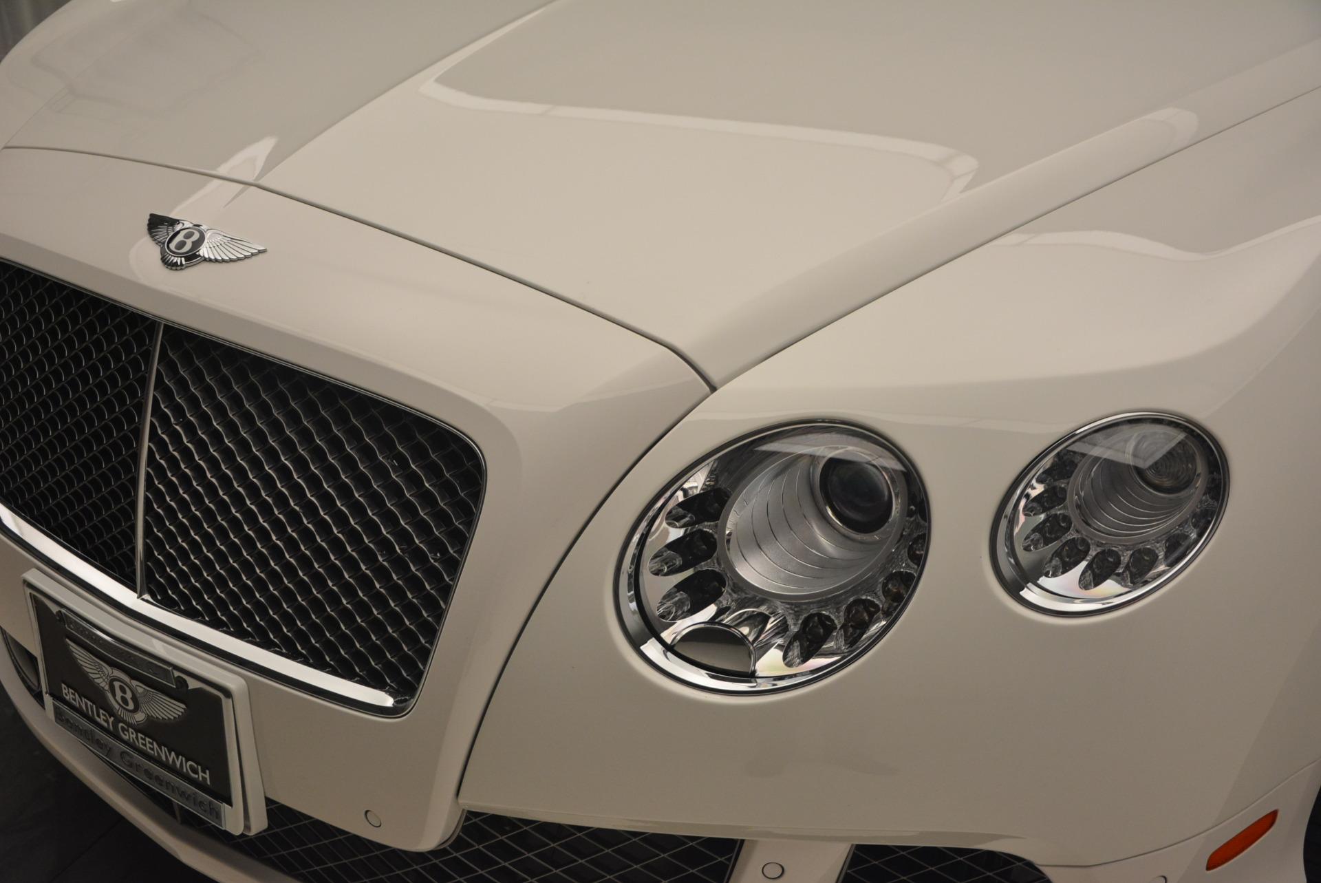 Used 2014 Bentley Continental GT Speed For Sale In Westport, CT 1129_p26