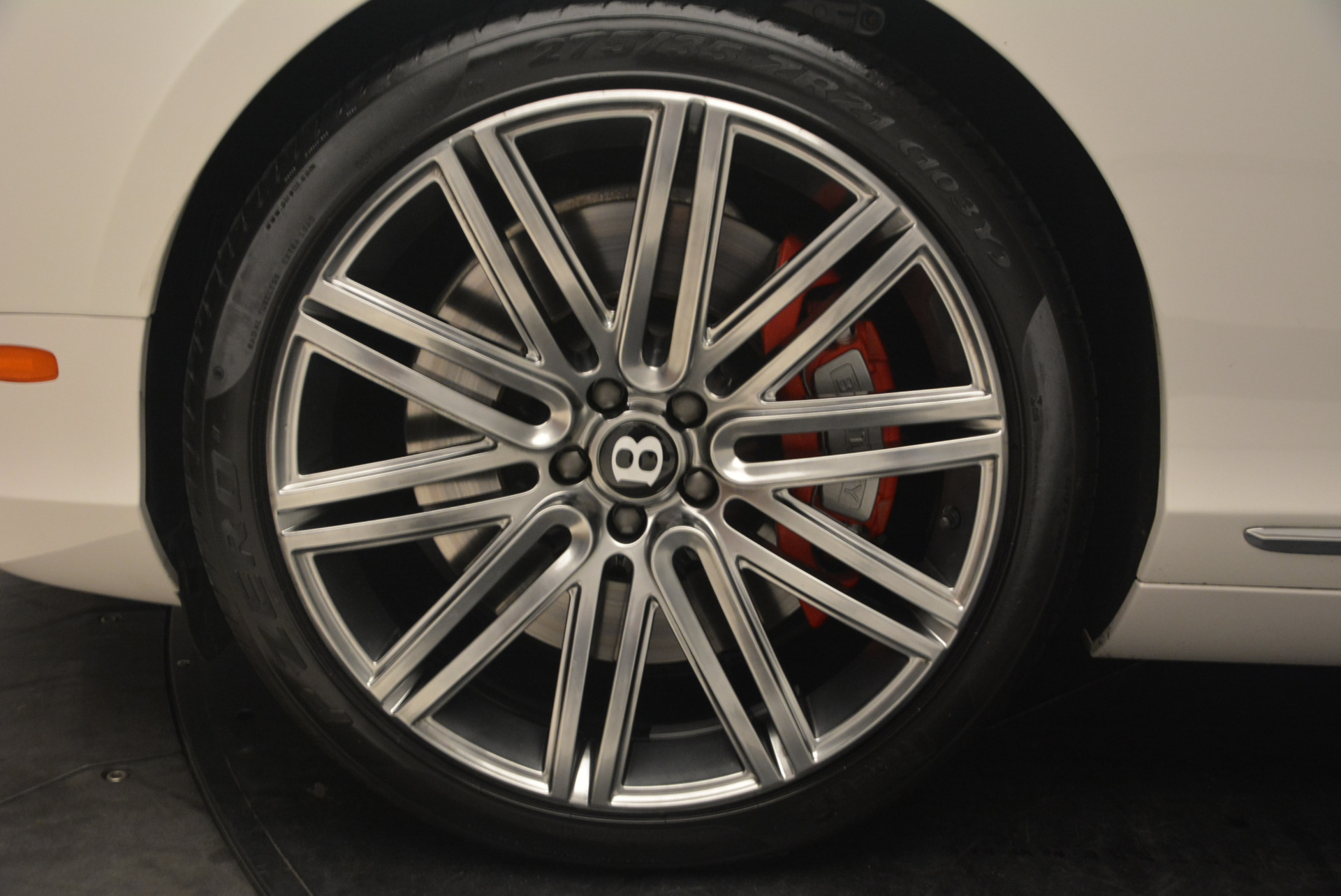 Used 2014 Bentley Continental GT Speed For Sale In Westport, CT 1129_p27