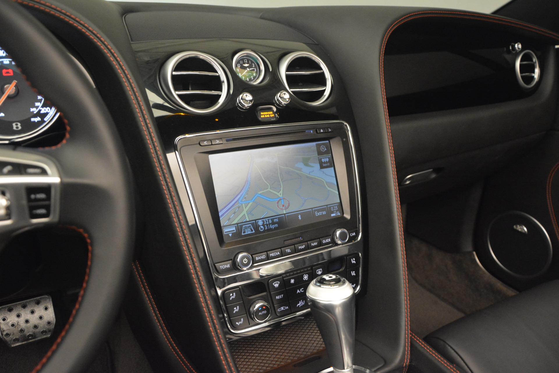 Used 2014 Bentley Continental GT Speed For Sale In Westport, CT 1129_p34