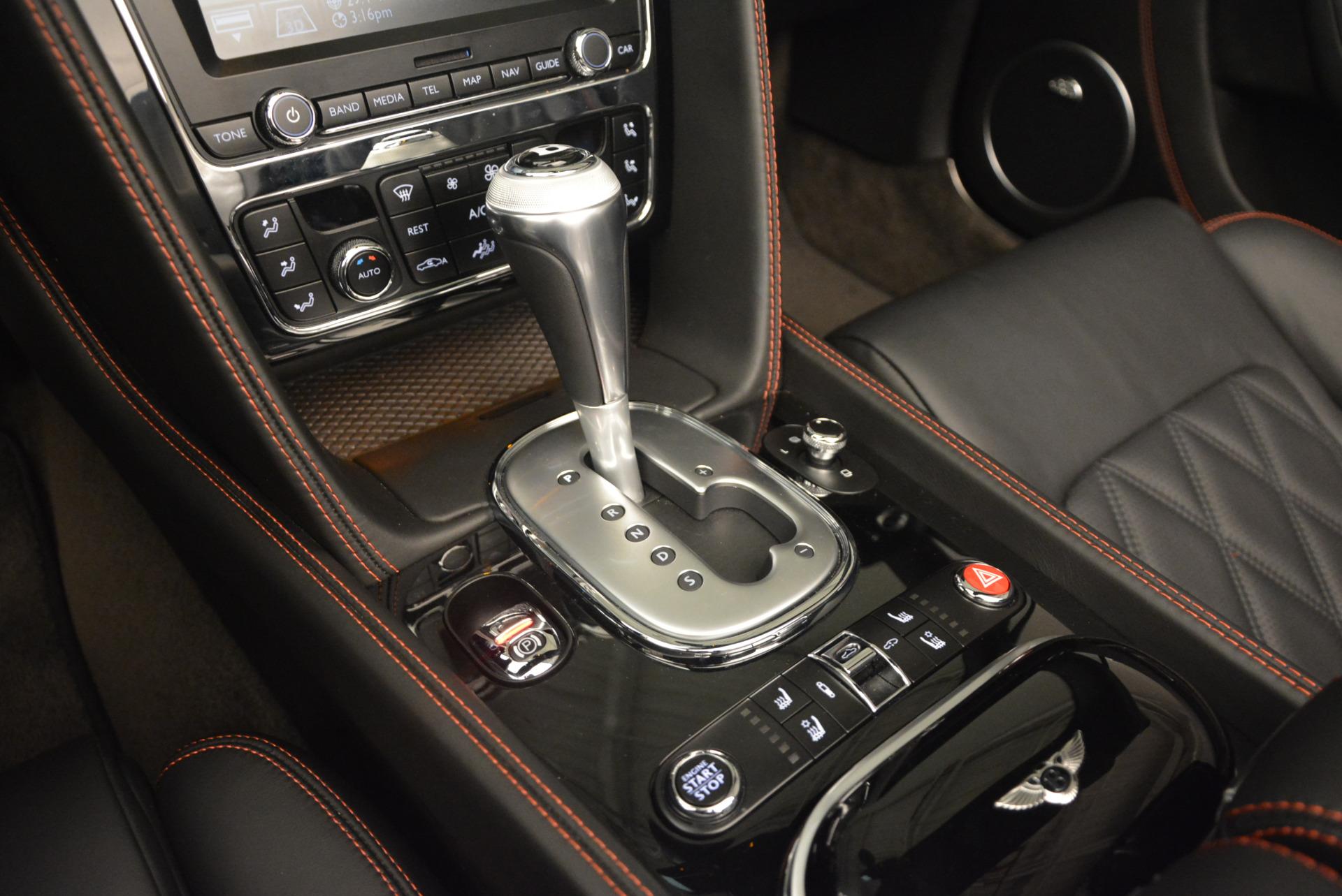 Used 2014 Bentley Continental GT Speed For Sale In Westport, CT 1129_p35