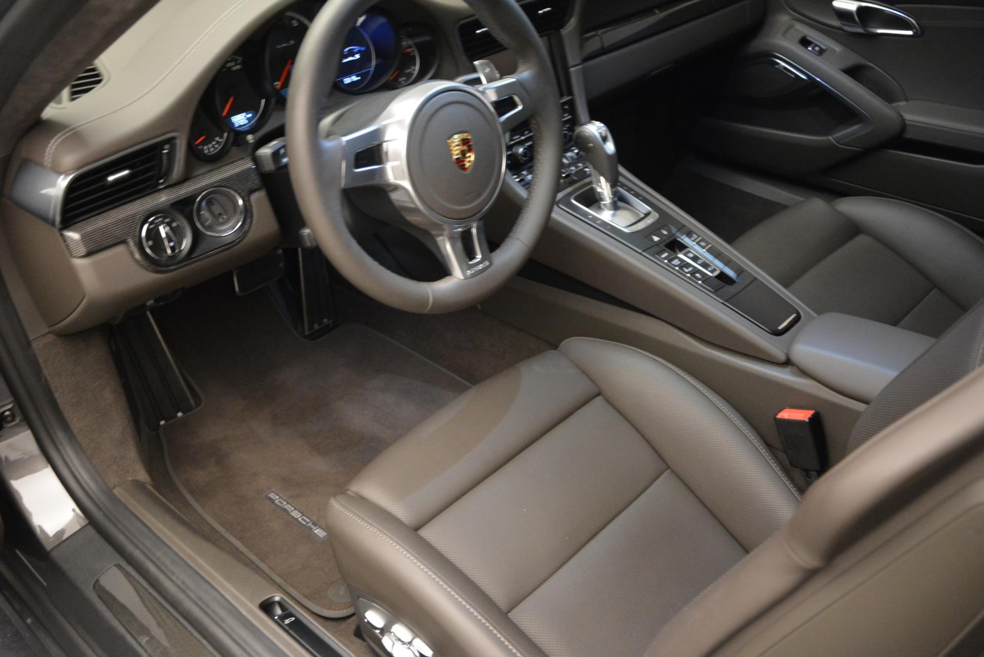 Used 2014 Porsche 911 Turbo S For Sale In Westport, CT 113_p12
