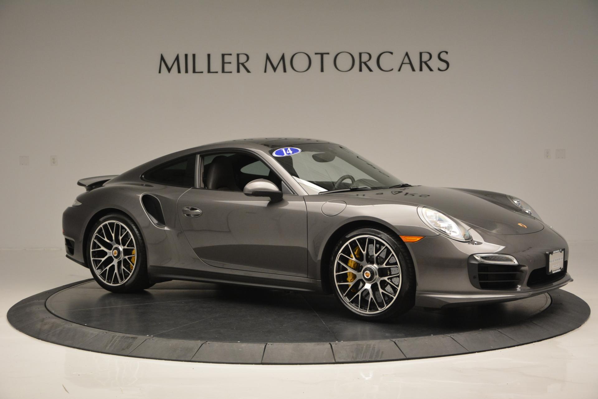 Used 2014 Porsche 911 Turbo S For Sale In Westport, CT 113_p9