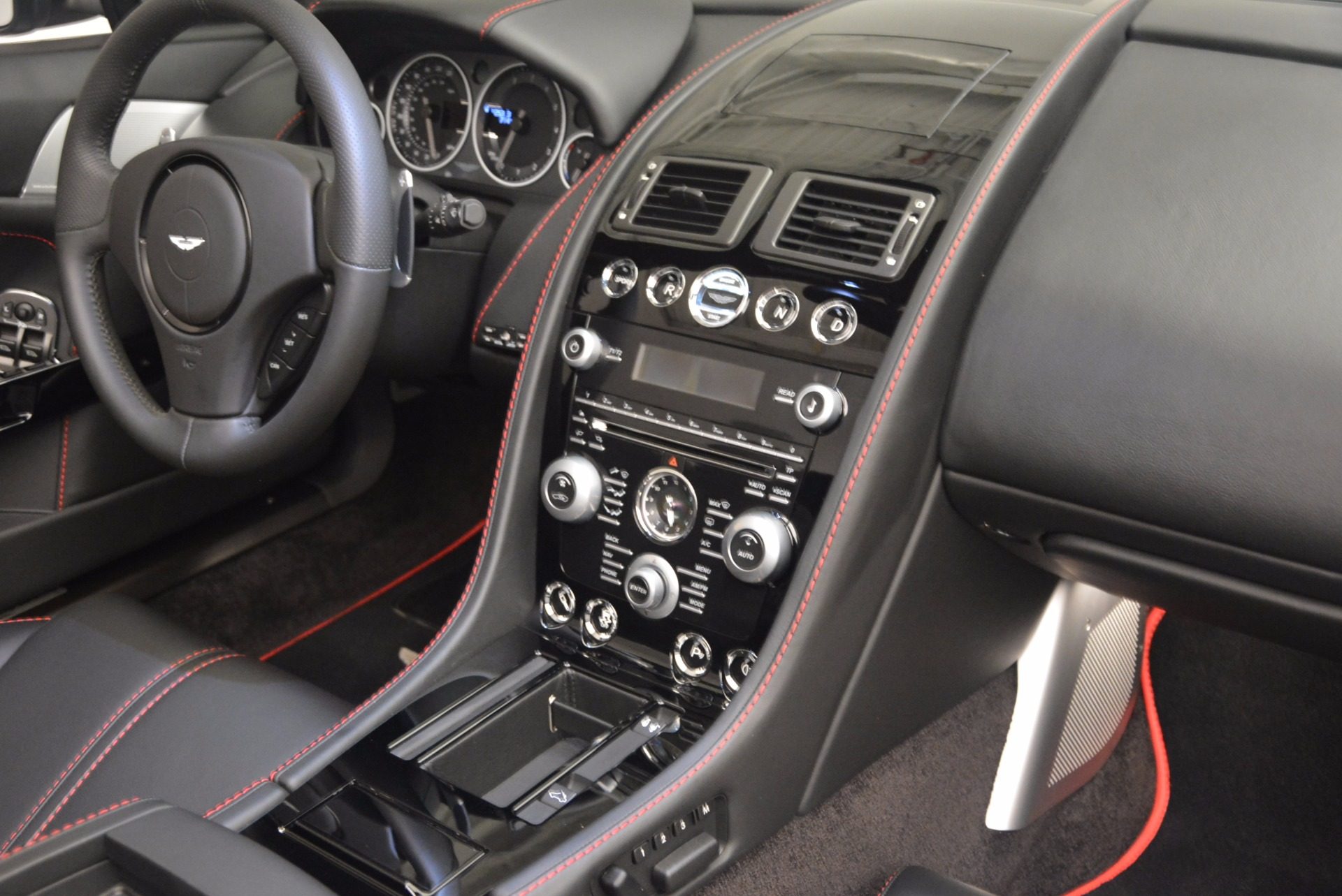Used 2015 Aston Martin V12 Vantage S Roadster For Sale In Westport, CT 1130_p30