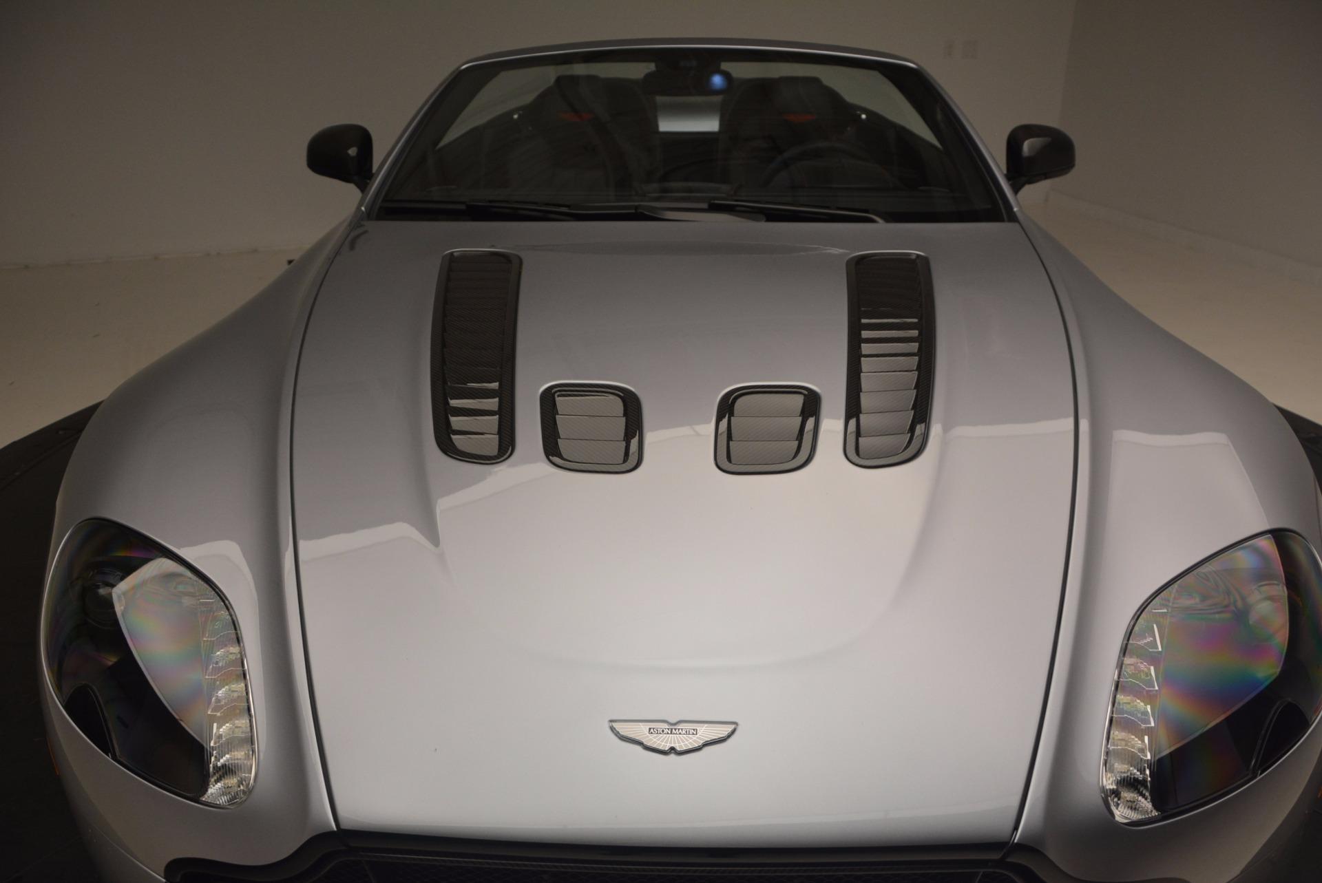 Used 2015 Aston Martin V12 Vantage S Roadster For Sale In Westport, CT 1130_p32