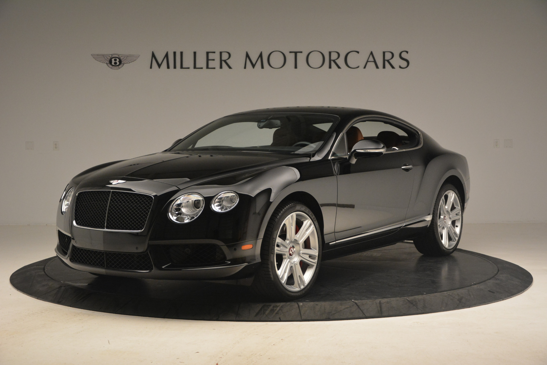 Used 2013 Bentley Continental GT V8 For Sale In Westport, CT